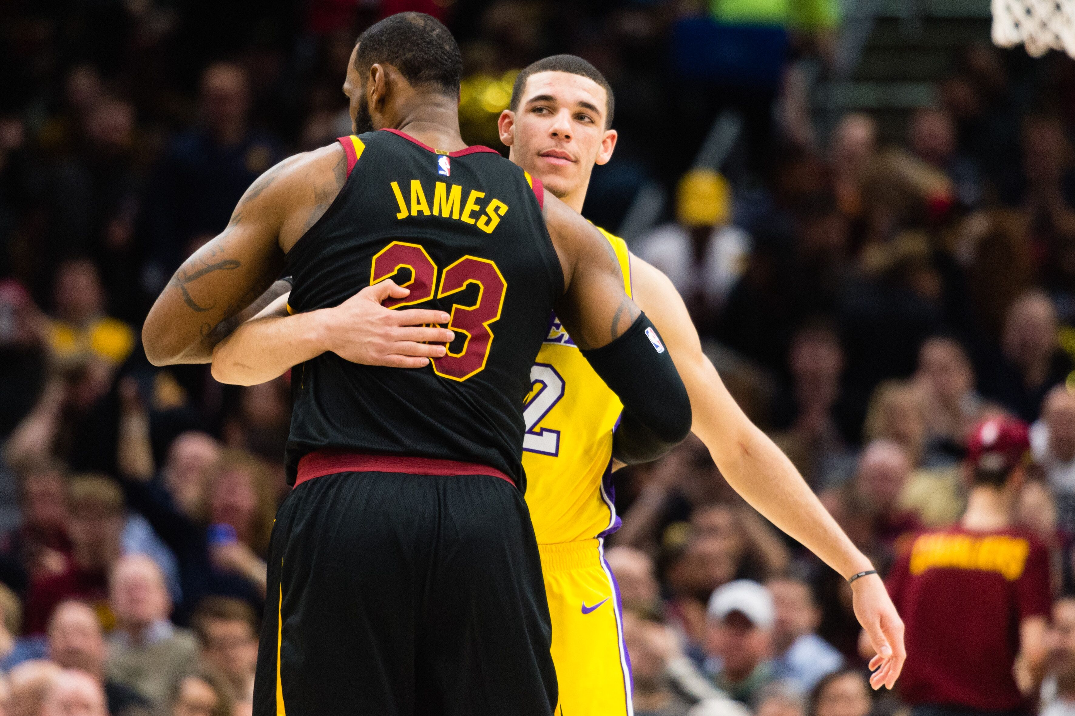 Los Angeles Lakers Vs Cleveland Cavaliers Recap And Highlights