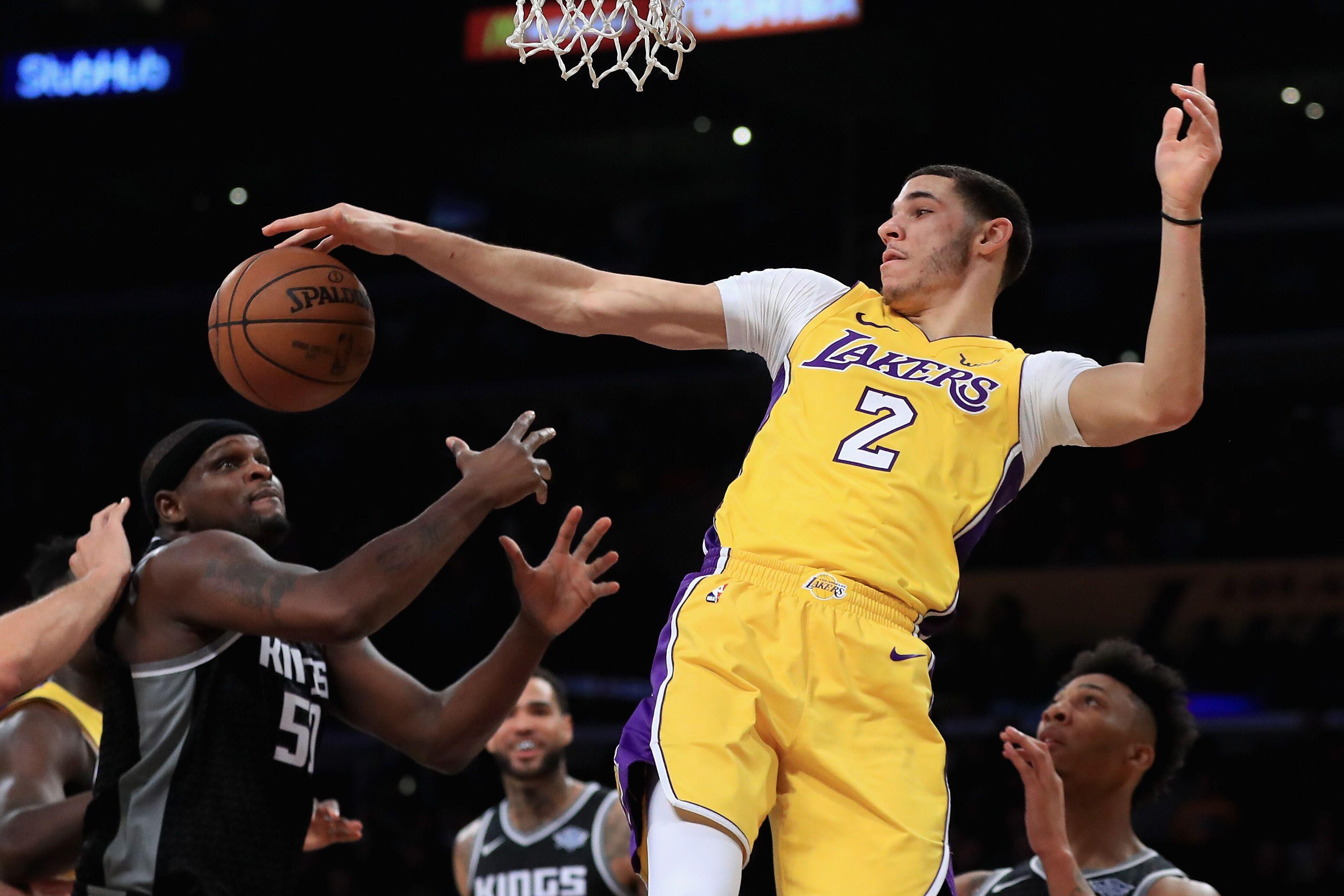 3e8808f88 Los Angeles Lakers vs Sacramento Kings recap and highlights