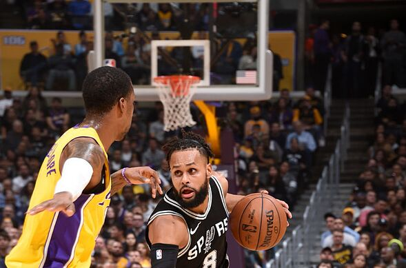 e0677a9fa49 Los Angeles Lakers  3 takeaways from huge win against the Spurs - Page 4