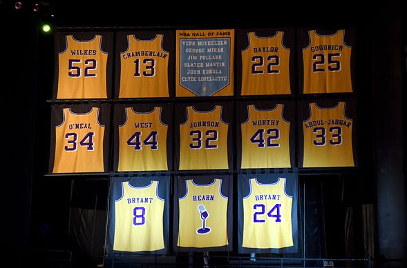 bb6ec5f23 Los Angeles Lakers  Jeanie Buss hints at when Kobe Bryant statue