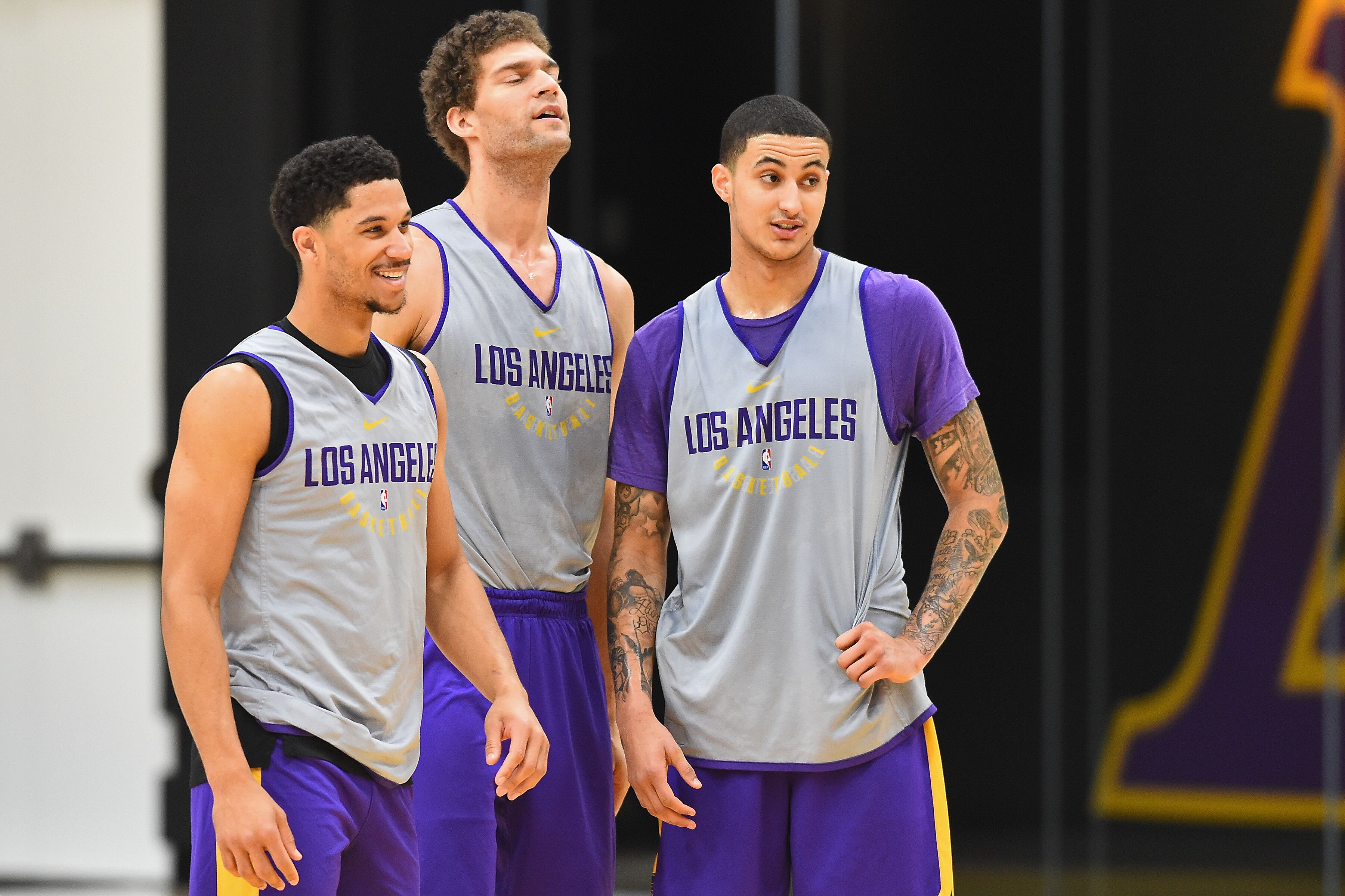 quality design f4806 fb683 Los Angeles Lakers: 3 Players who have to step up without ...