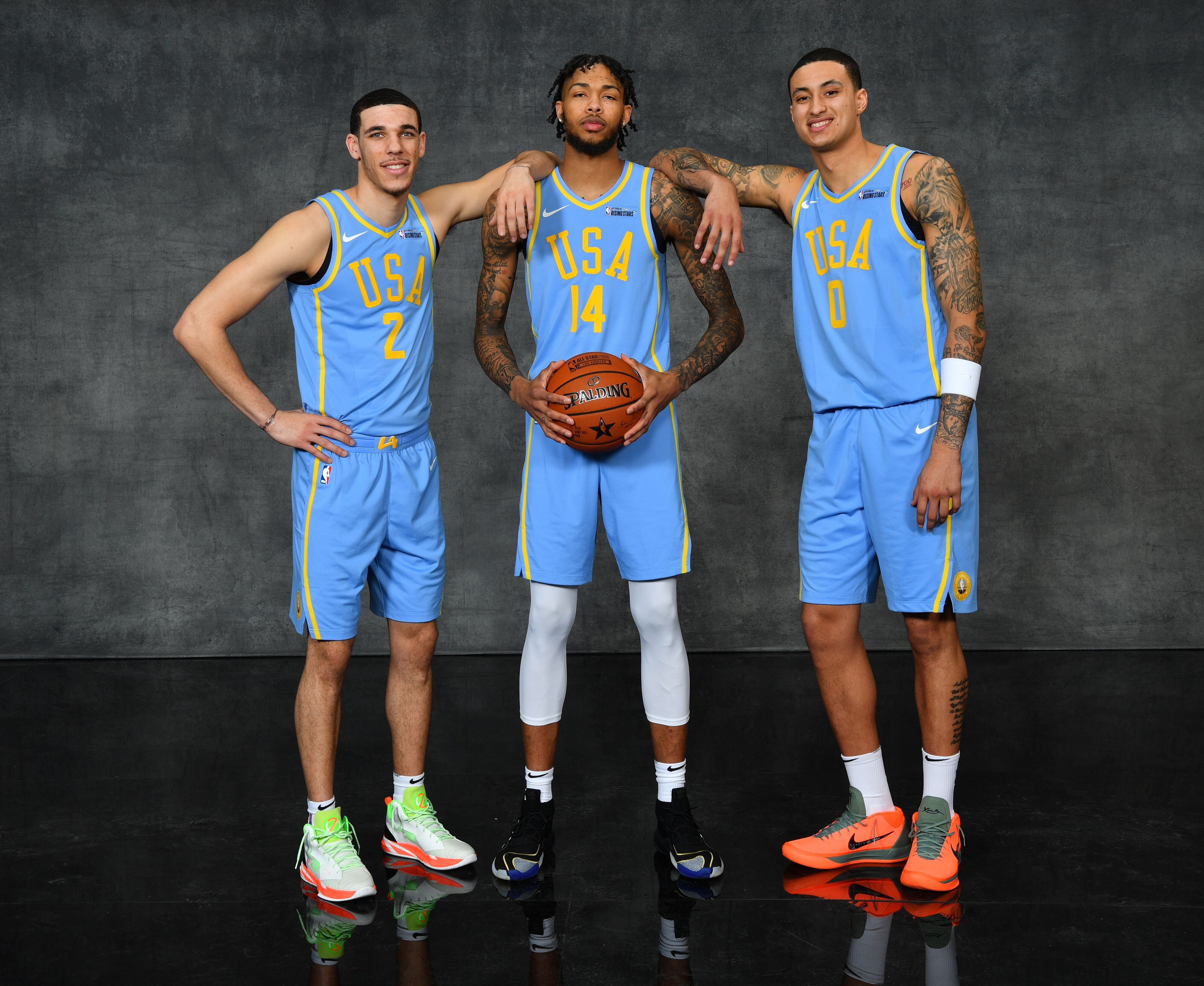 super popular 600de 2ae34 Los Angeles Lakers  Will the young core be future All-Stars