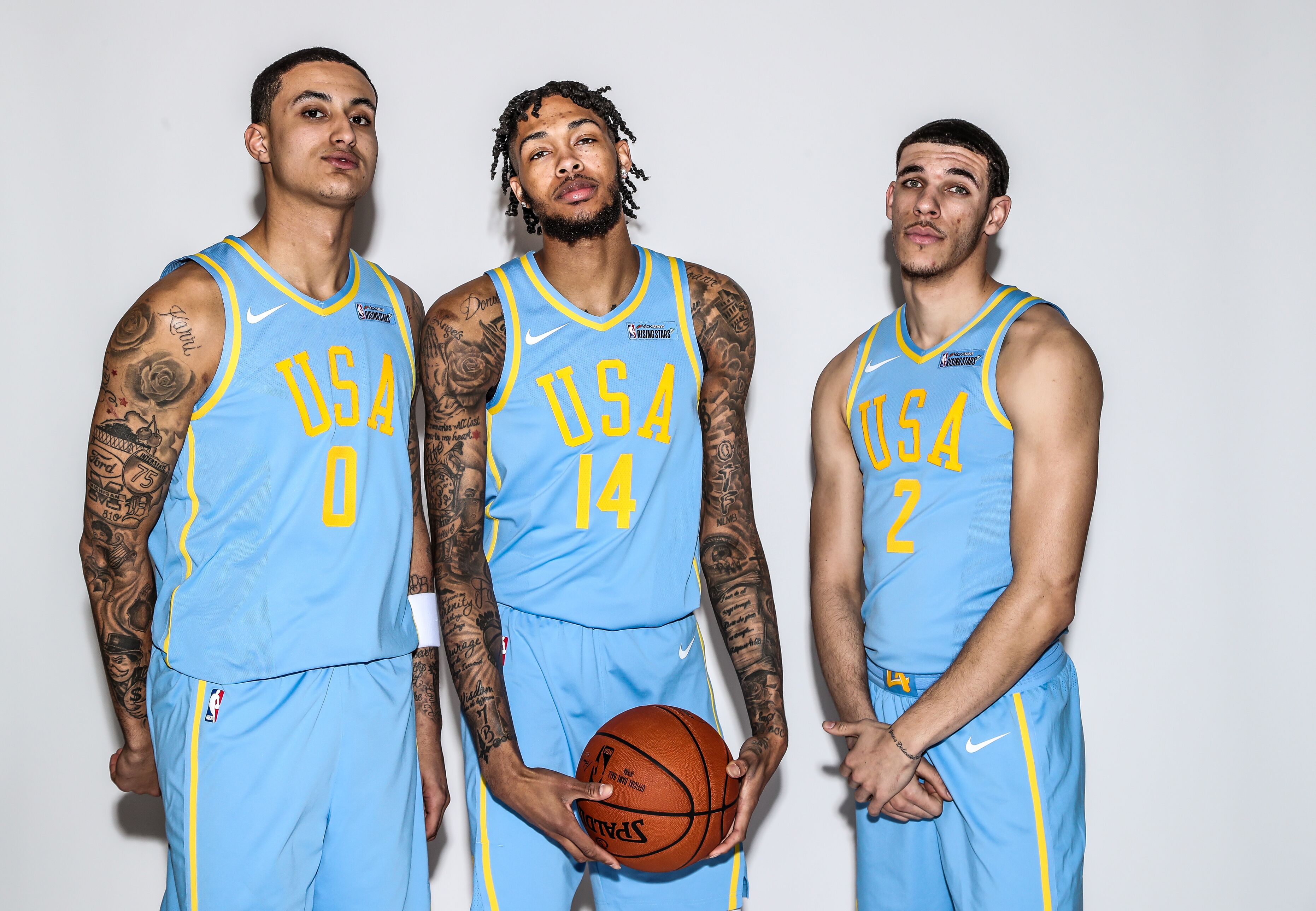6134599065b Los Angeles Lakers: Does youth hold up against rest of NBA's youth