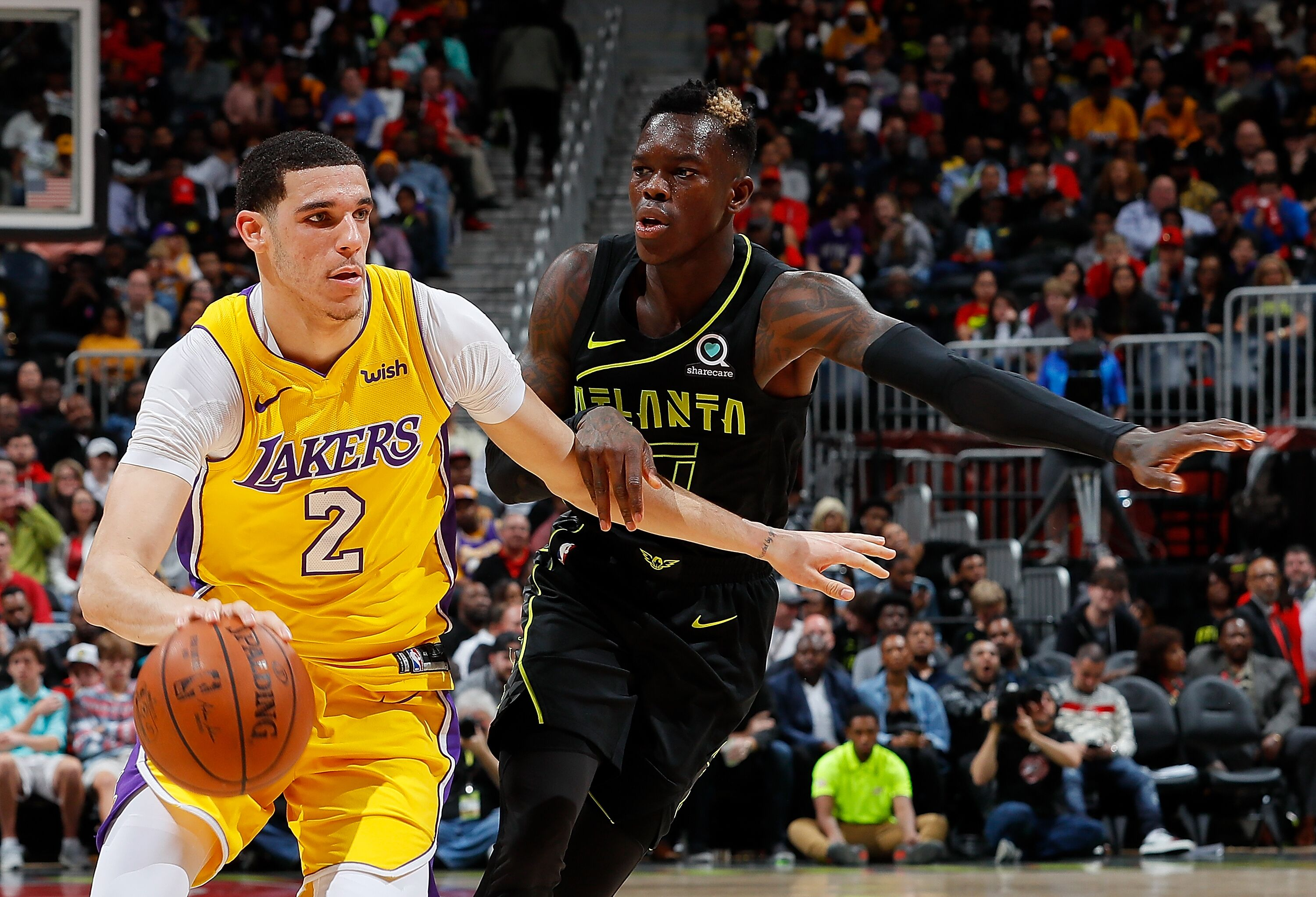 7f62ba19c Los Angeles Lakers have a very bright future with young core