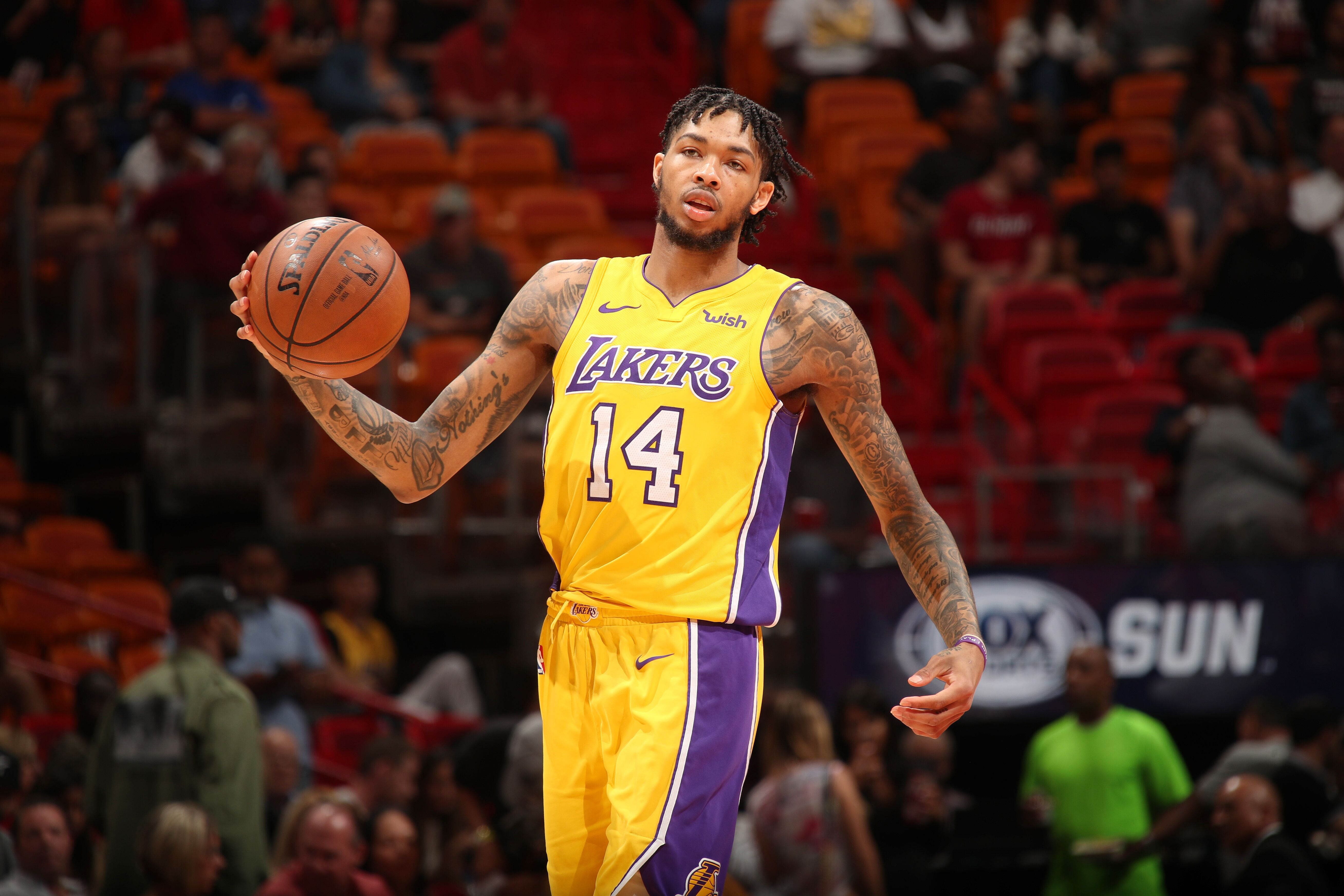 e249e8ce38fe Los Angeles Lakers  Brandon Ingram to miss at least two more games