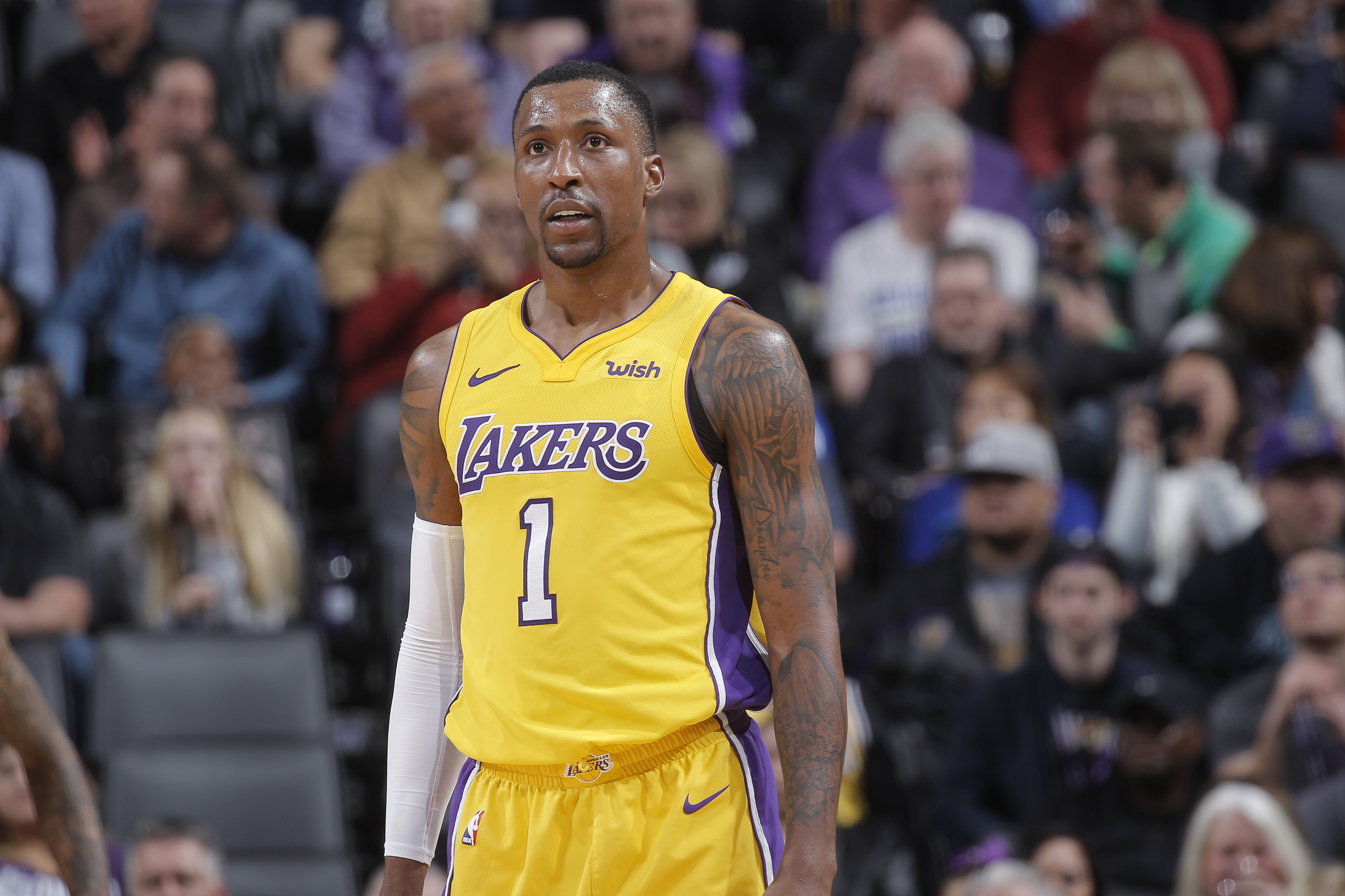 08c9197d9d2 Los Angeles Lakers: KCP named second-best free agent shooting guard