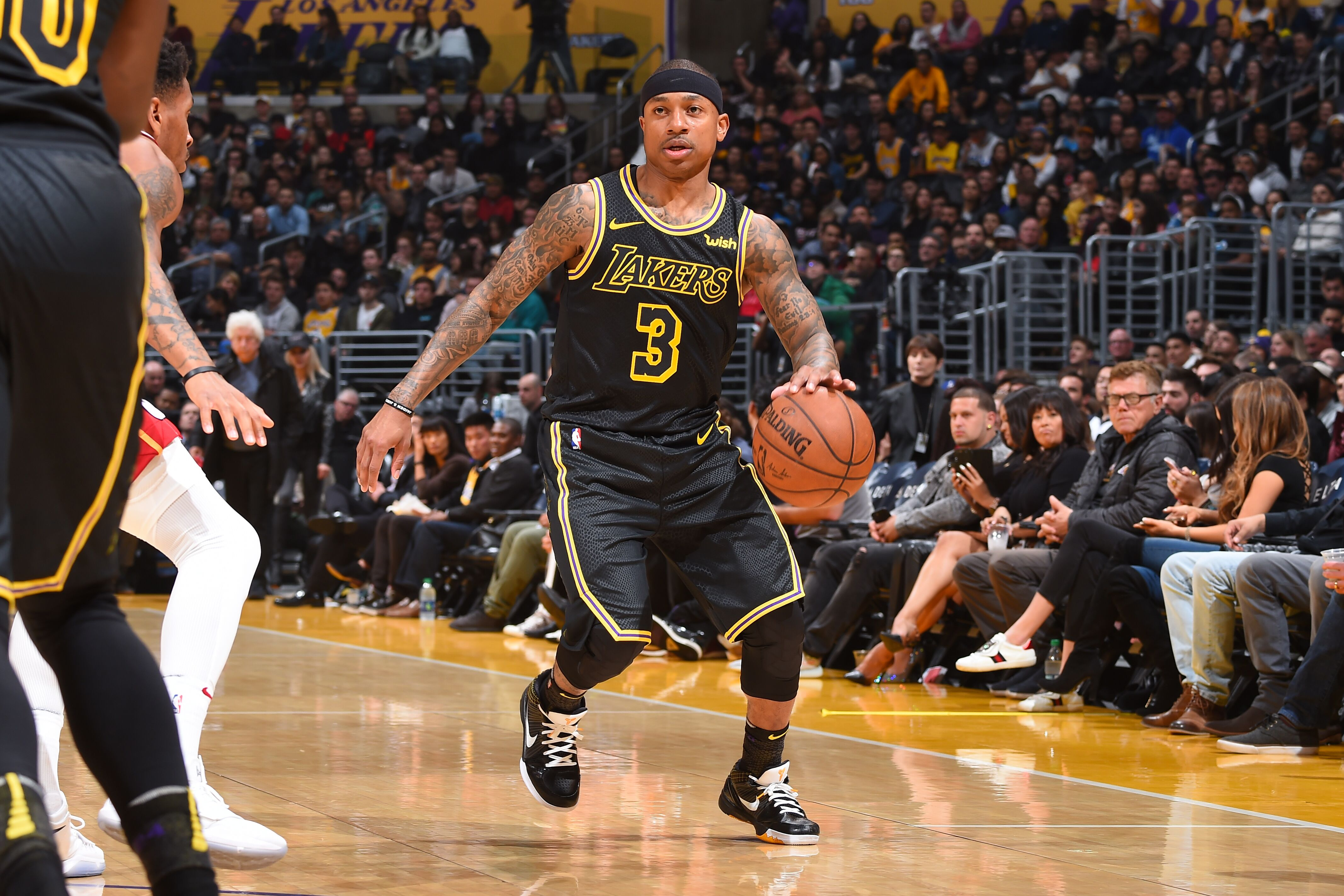 new concept 00106 63ec1 Los Angeles Lakers: Isaiah Thomas ranked as second-best free ...