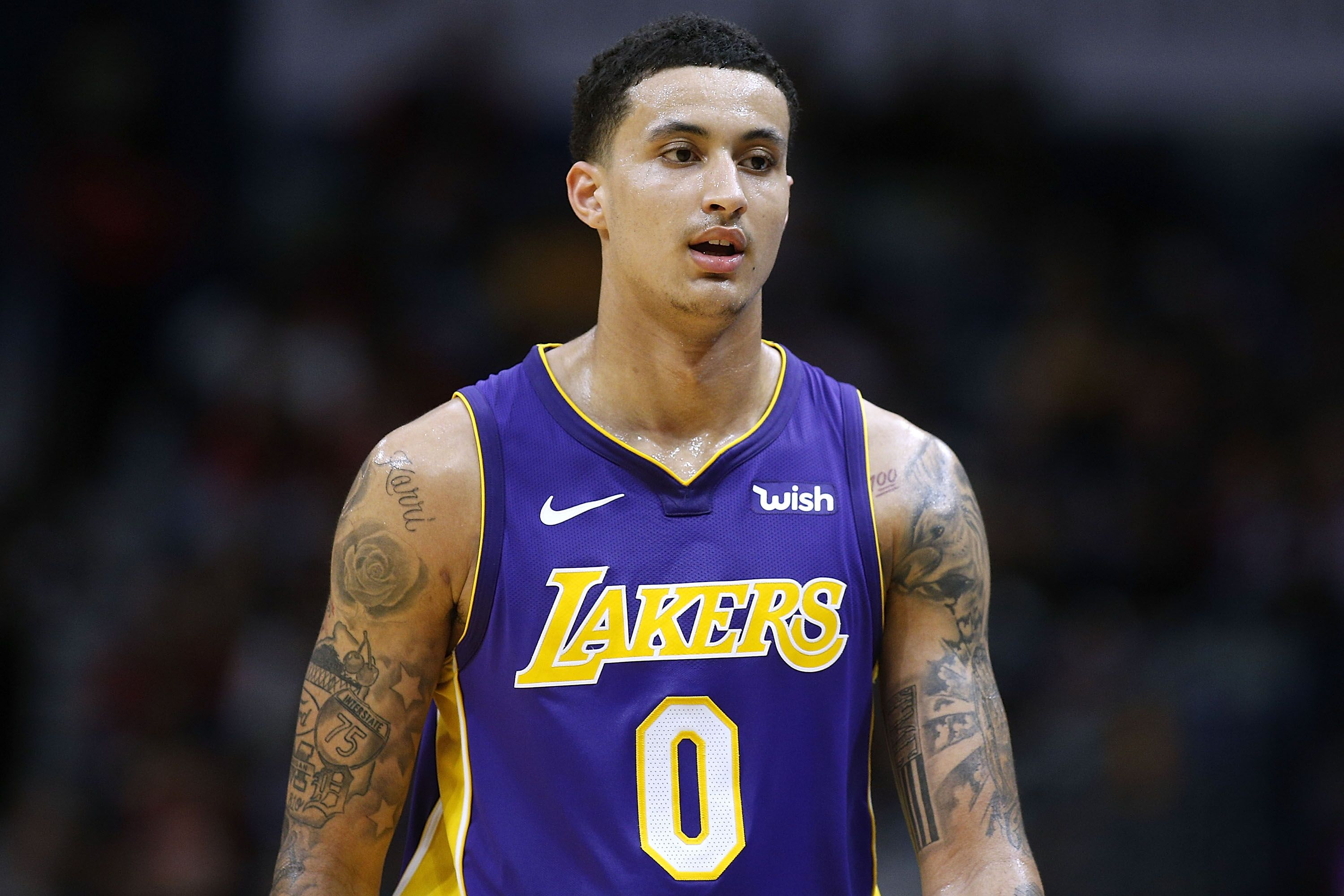 huge selection of 0a415 79df1 Los Angeles Lakers: Kyle Kuzma wants to improve all-around game