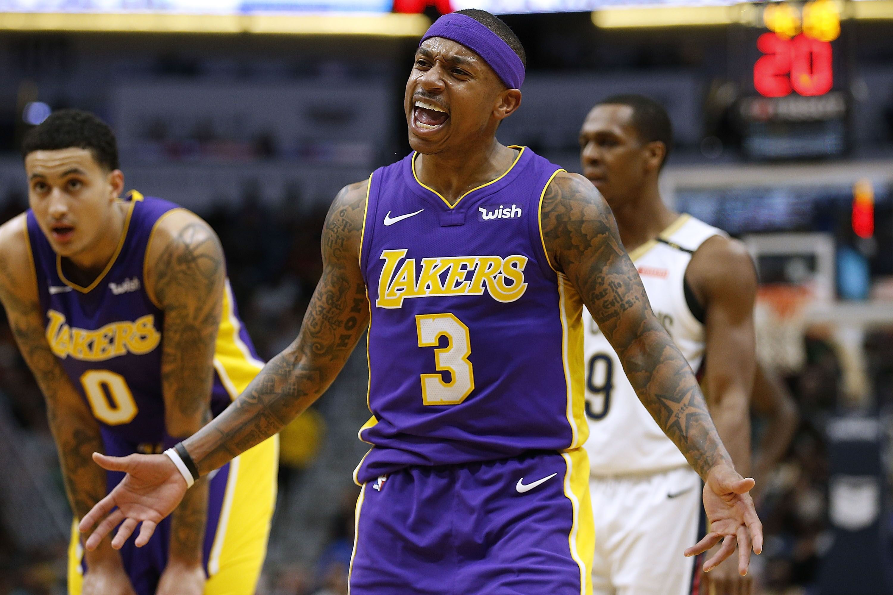huge discount c53f2 2616c Los Angeles Lakers: 4 Reasons they should not sign Isaiah Thomas