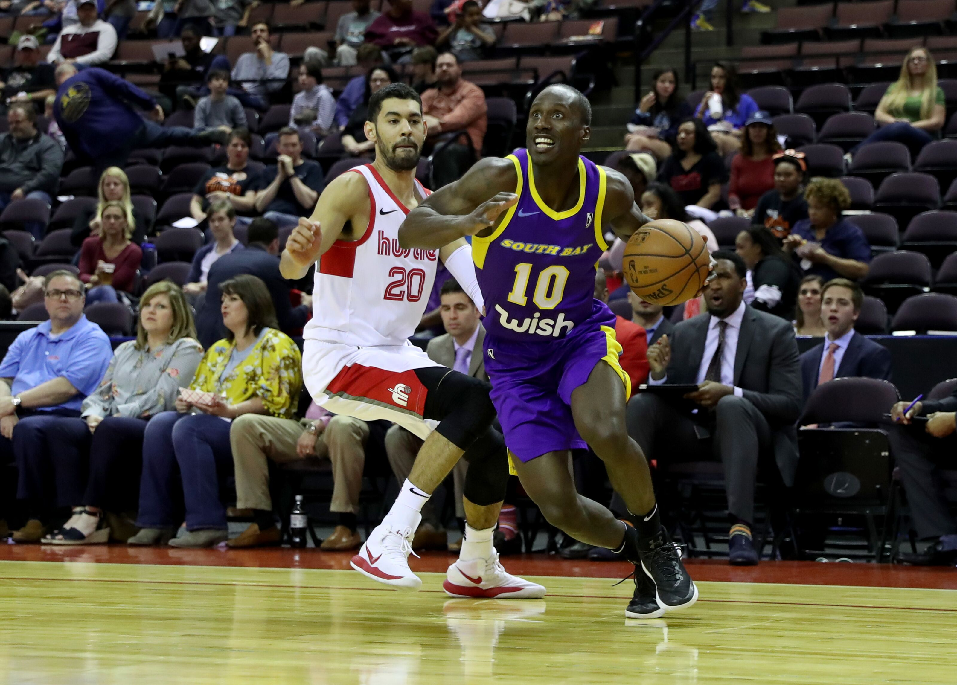 c3d912e4ae1 Los Angeles Lakers  Andre Ingram finishes inspiring run
