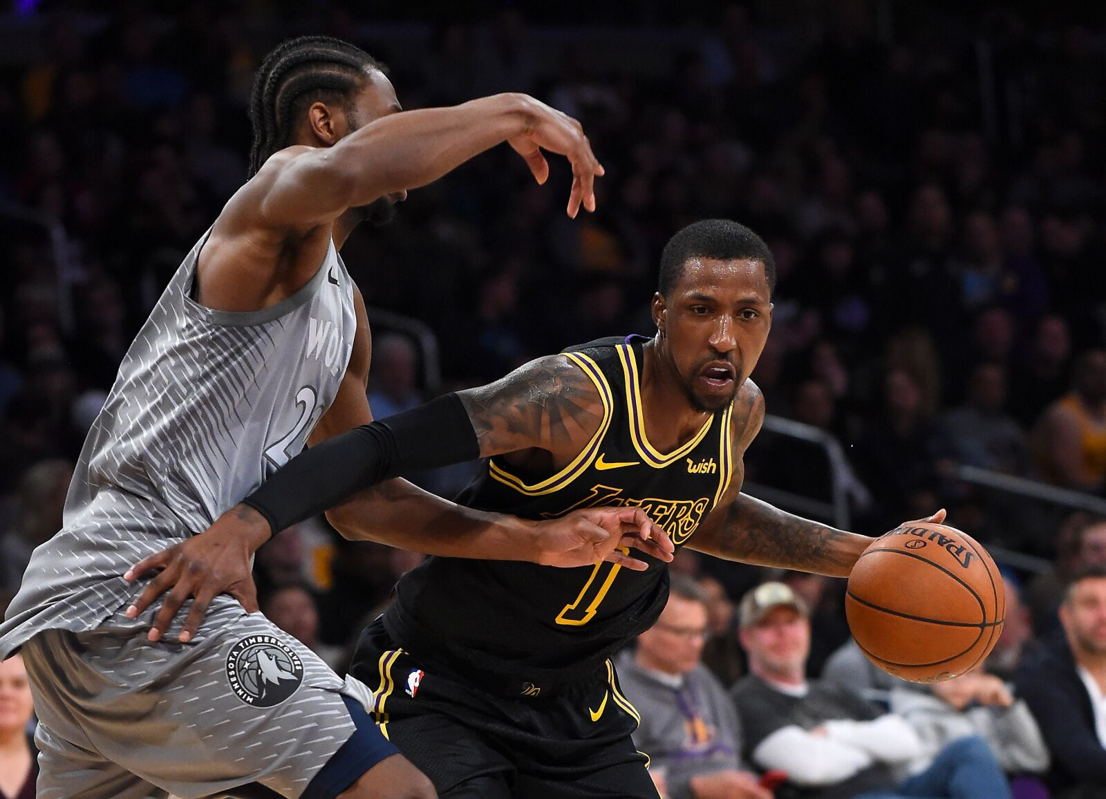 Game between the Denver Nuggets and the Minnesota Timberwolves played on Fri July 6th 2018 The Nuggets beat the Timberwolves 70 to 69 Isaiah Cousins led the scoring