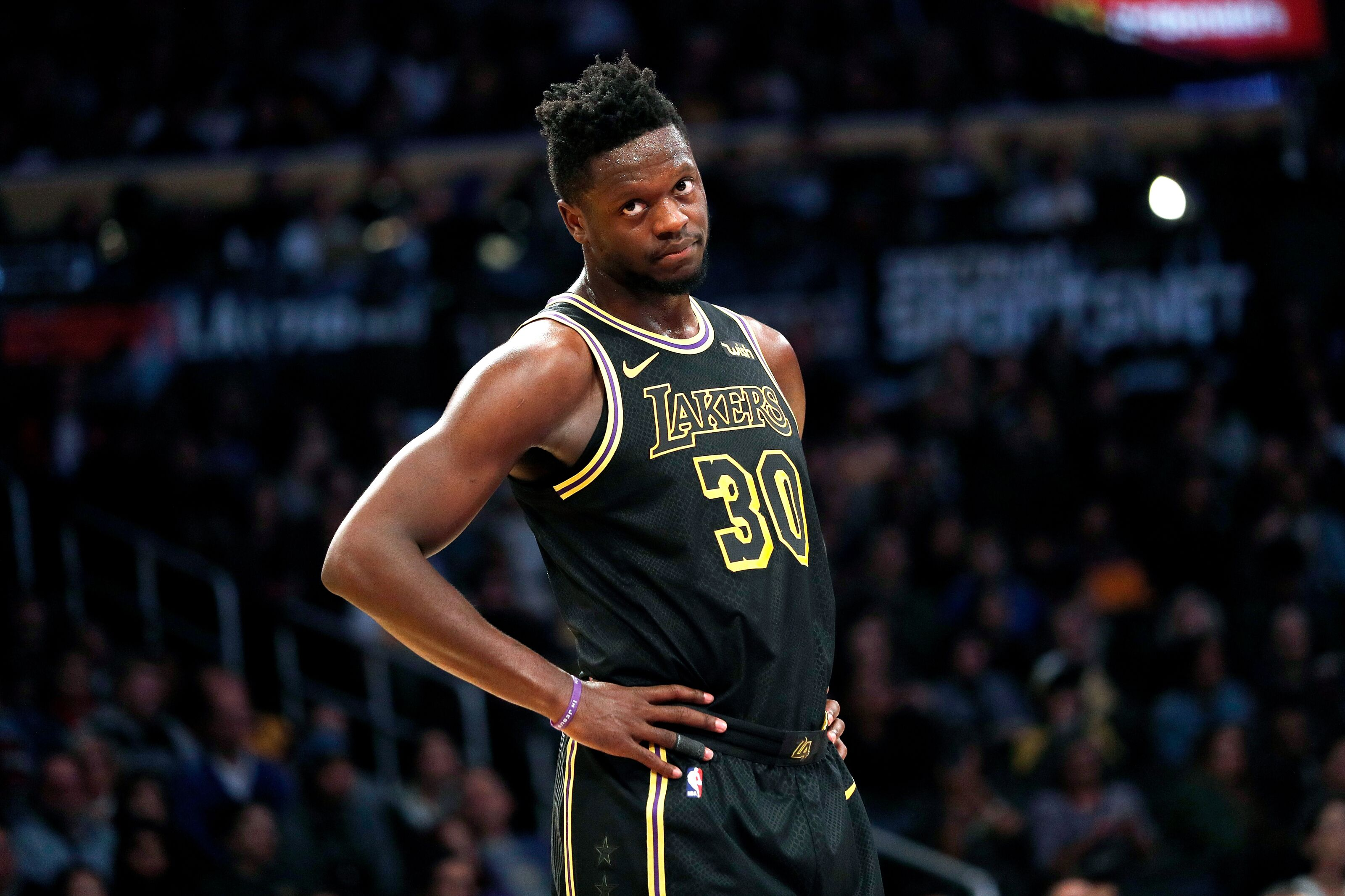 68c927aa4135 Los Angeles Lakers  Julius Randle s future with organization is up in the  air