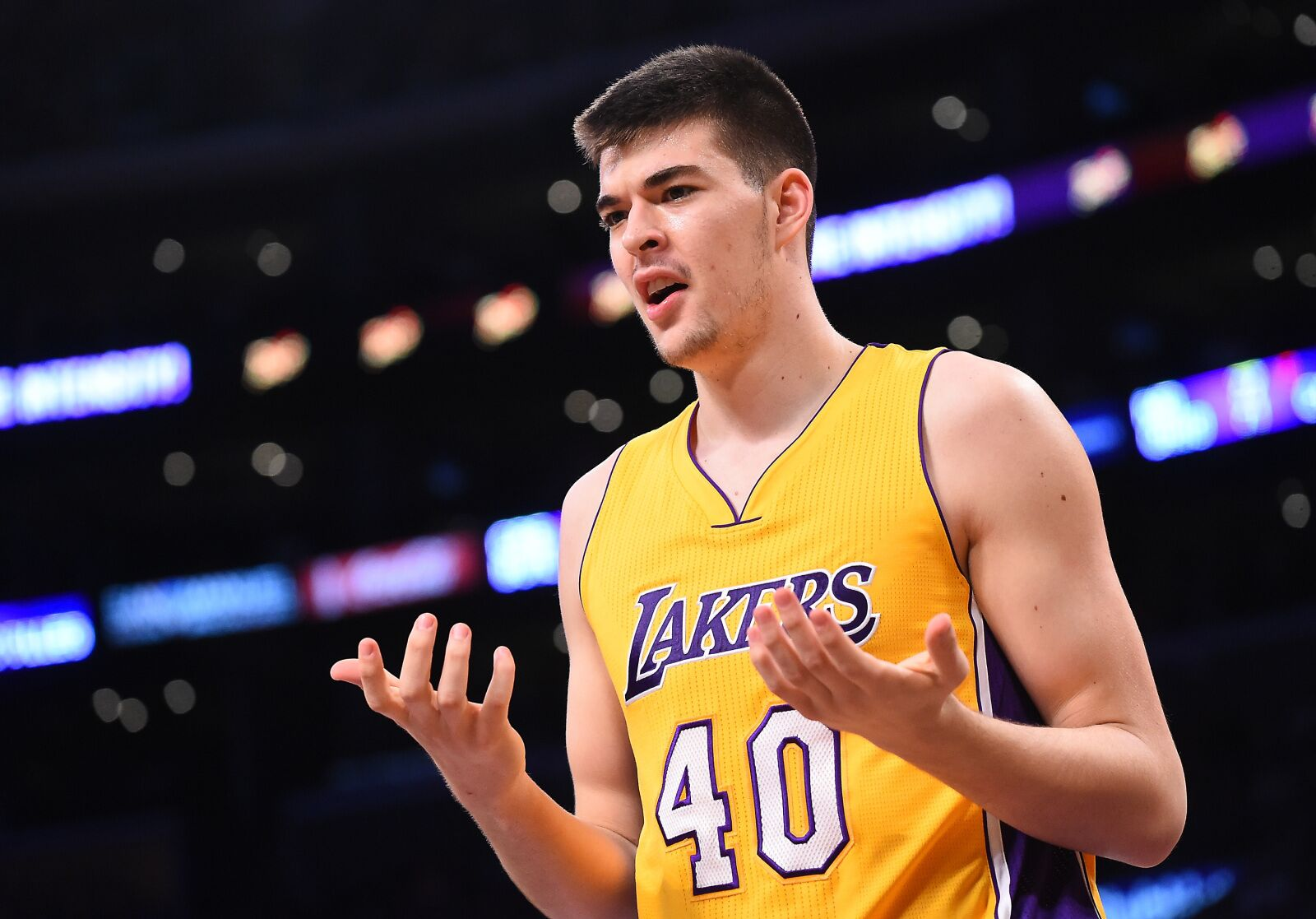 59d1b014e Los Angeles Lakers  Is it time to give up on Ivica Zubac