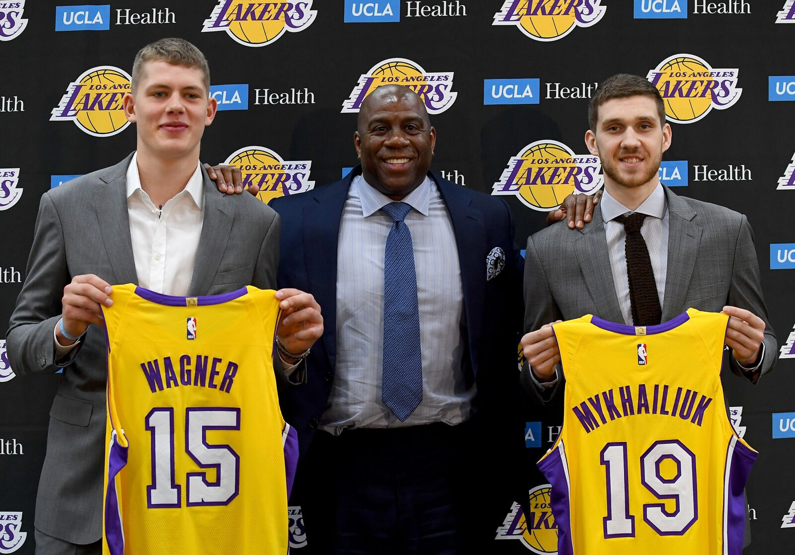 Los Angeles Lakers  Summer league standouts earning minutes 4f716415b