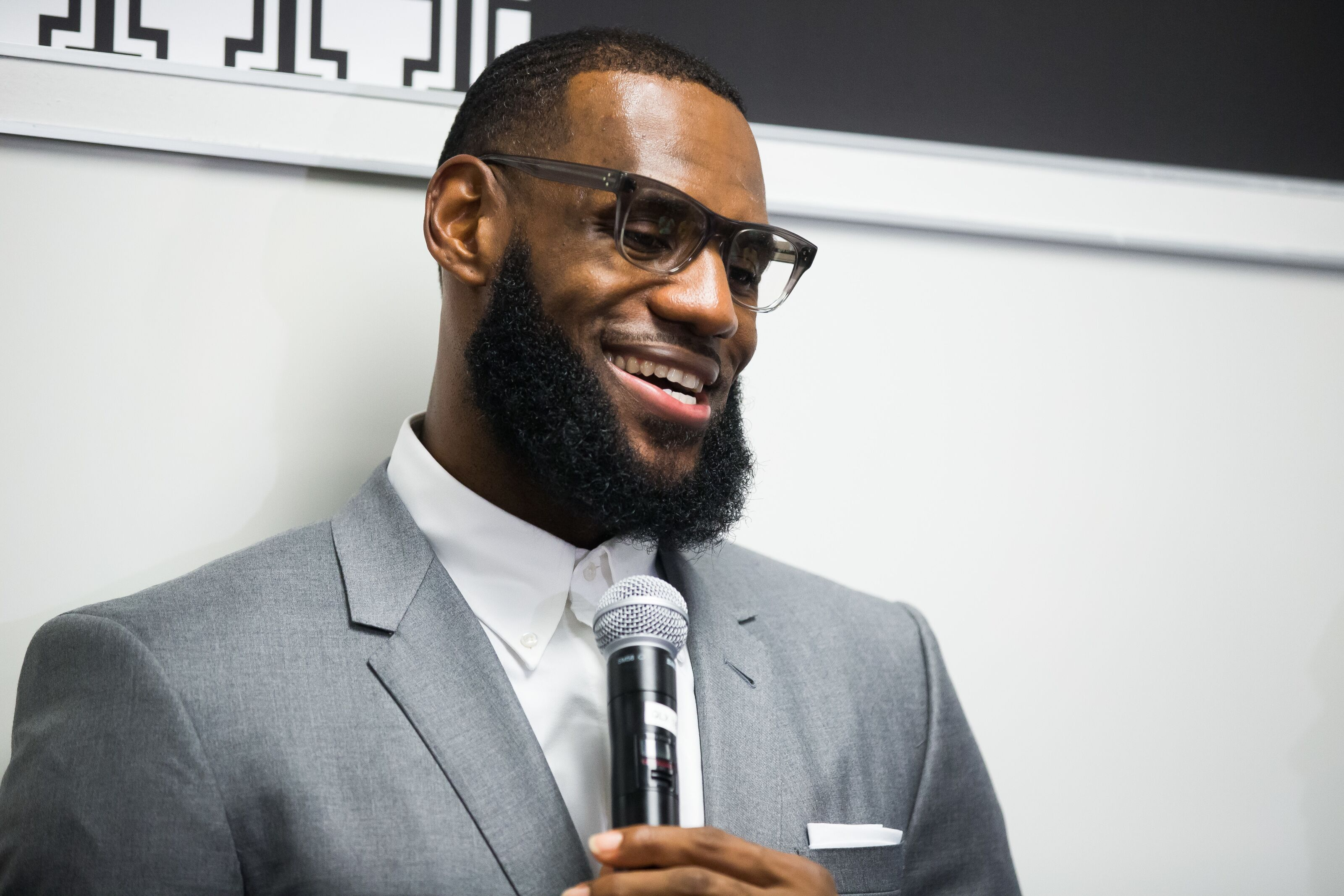 2440f3849609 LeBron James Adds Talk Show Host To His Resume!