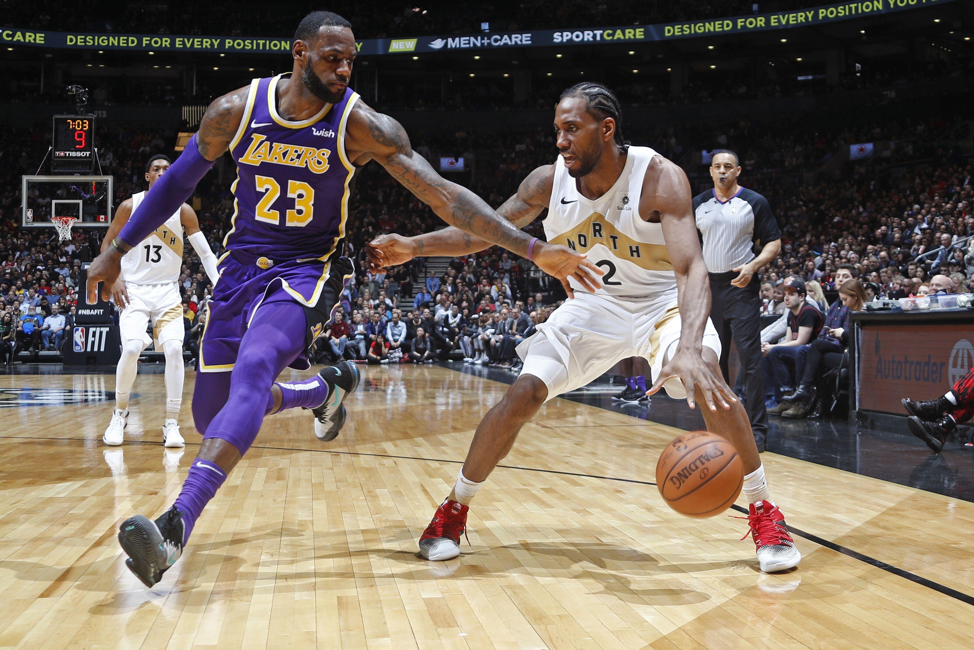e37594172ae Lakers Rumors: Kawhi Leonard focused on Clippers and Raptors