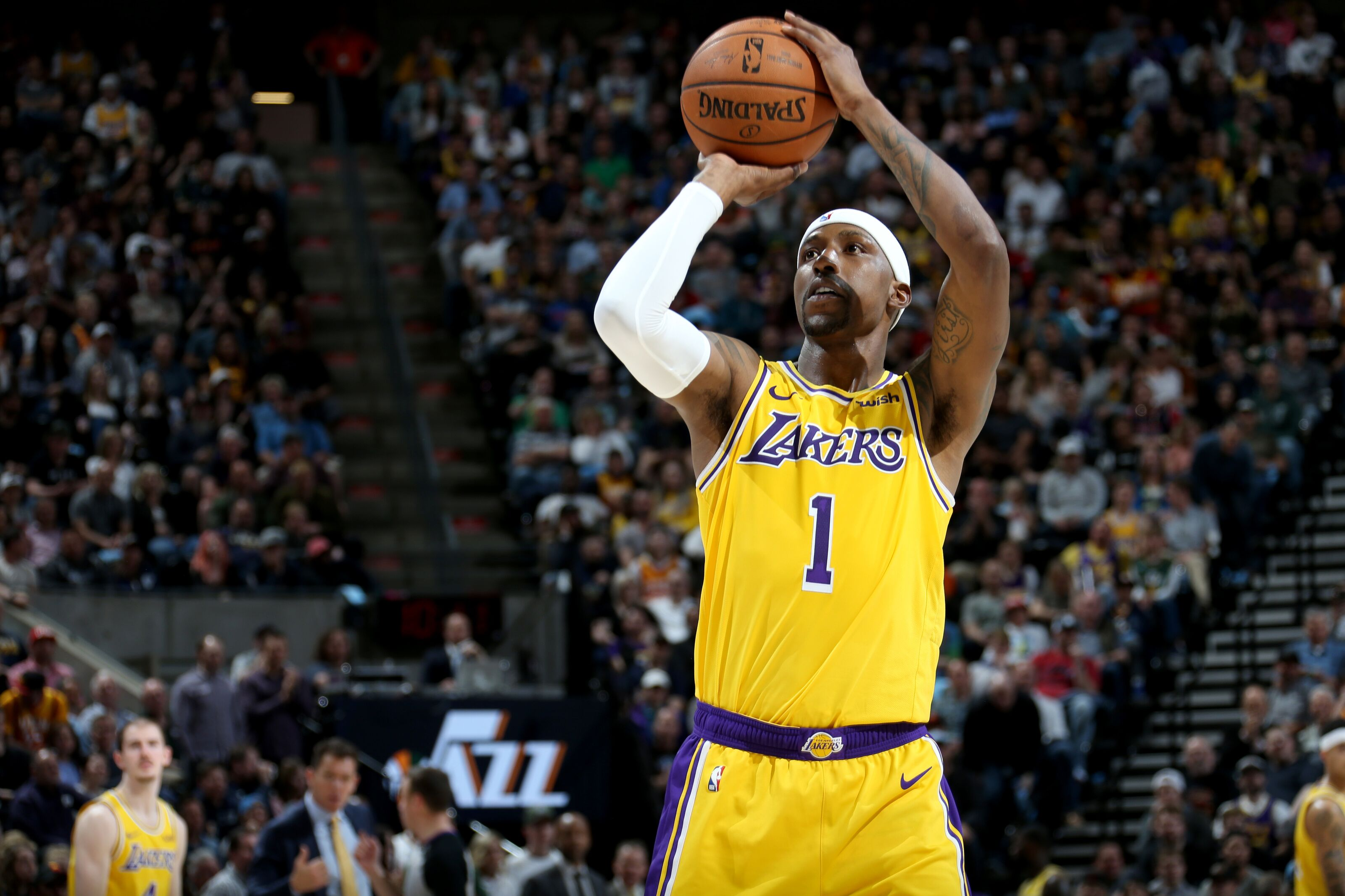 Los Angeles Lakers: 3-point shooting might be a strength