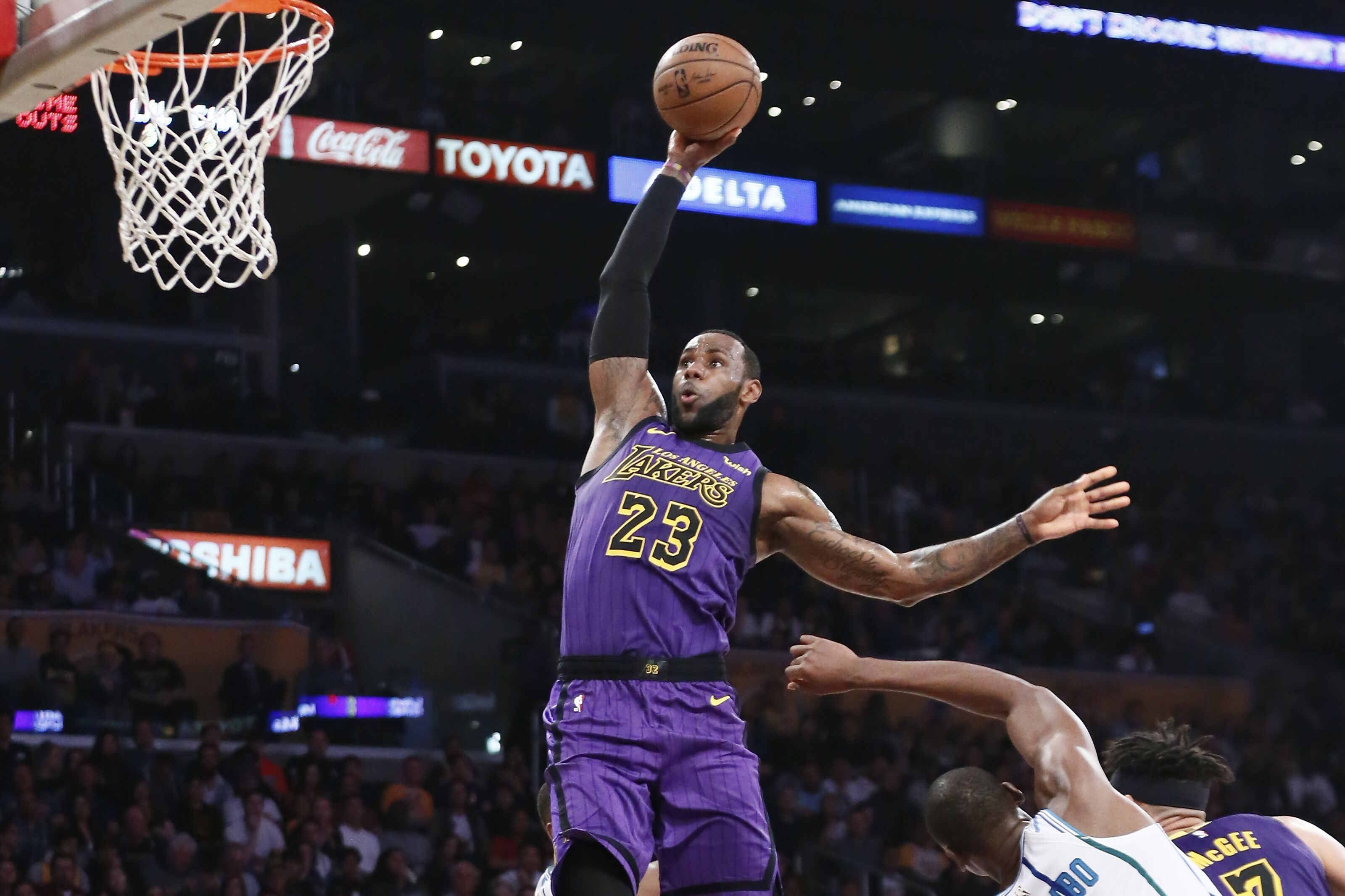 Los Angeles Lakers: LeBron James must play with a vengeance in 2019-2020 season