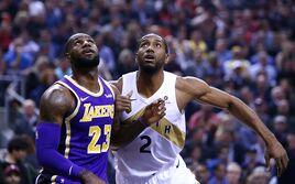 2a86908836be Lakers Rumors  LeBron James visited Kawhi Leonard in PhiladelphiaLake ...