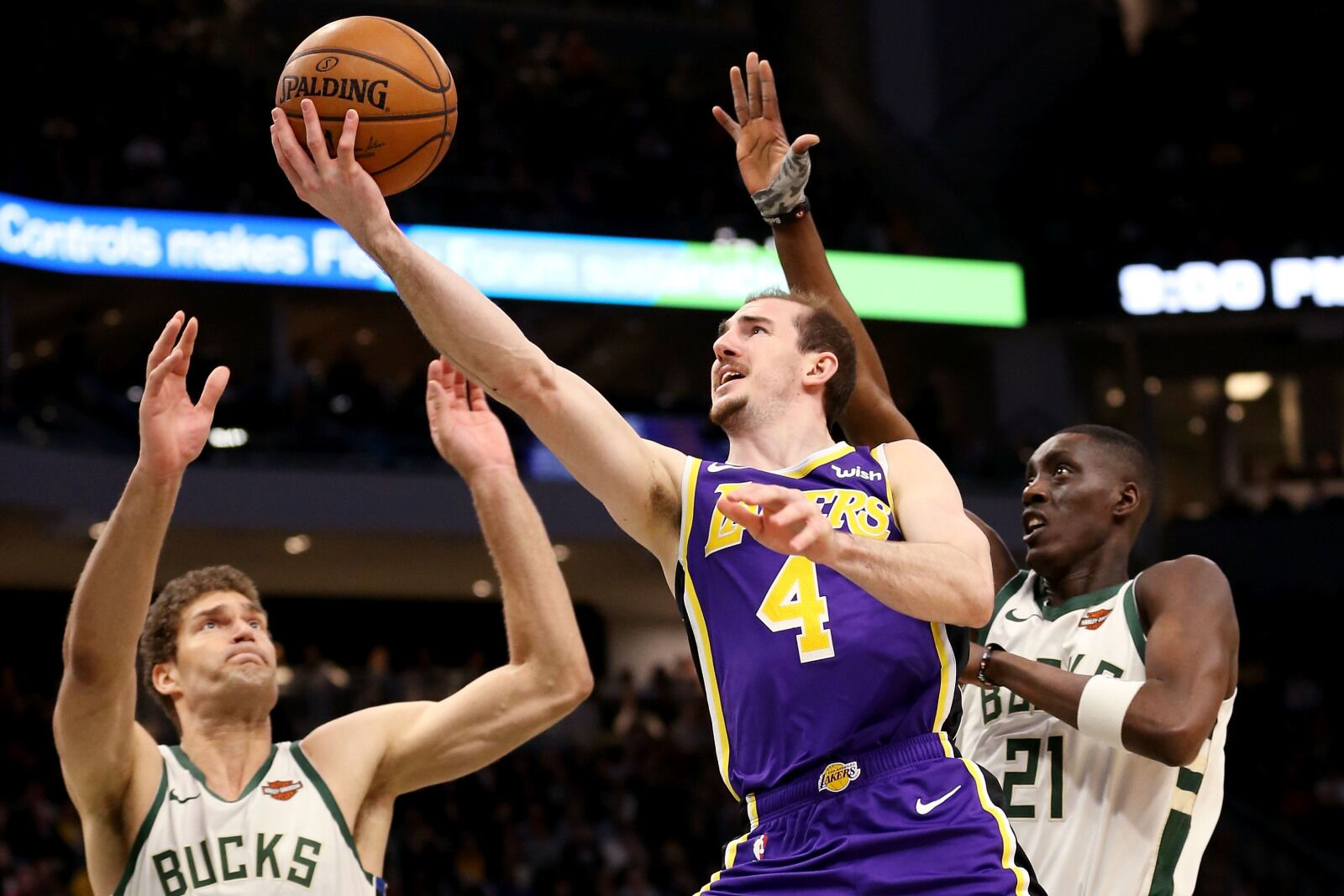 Los Angeles Lakers: The case for Alex Caruso as starting point guard