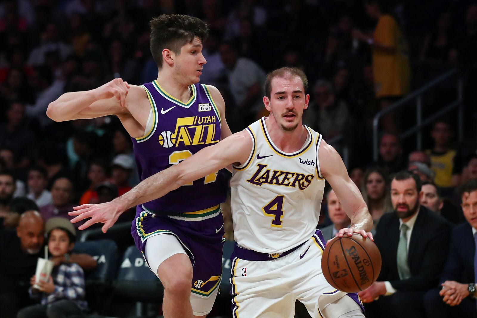 Los Angeles Lakers: Alex Caruso will be a difference maker