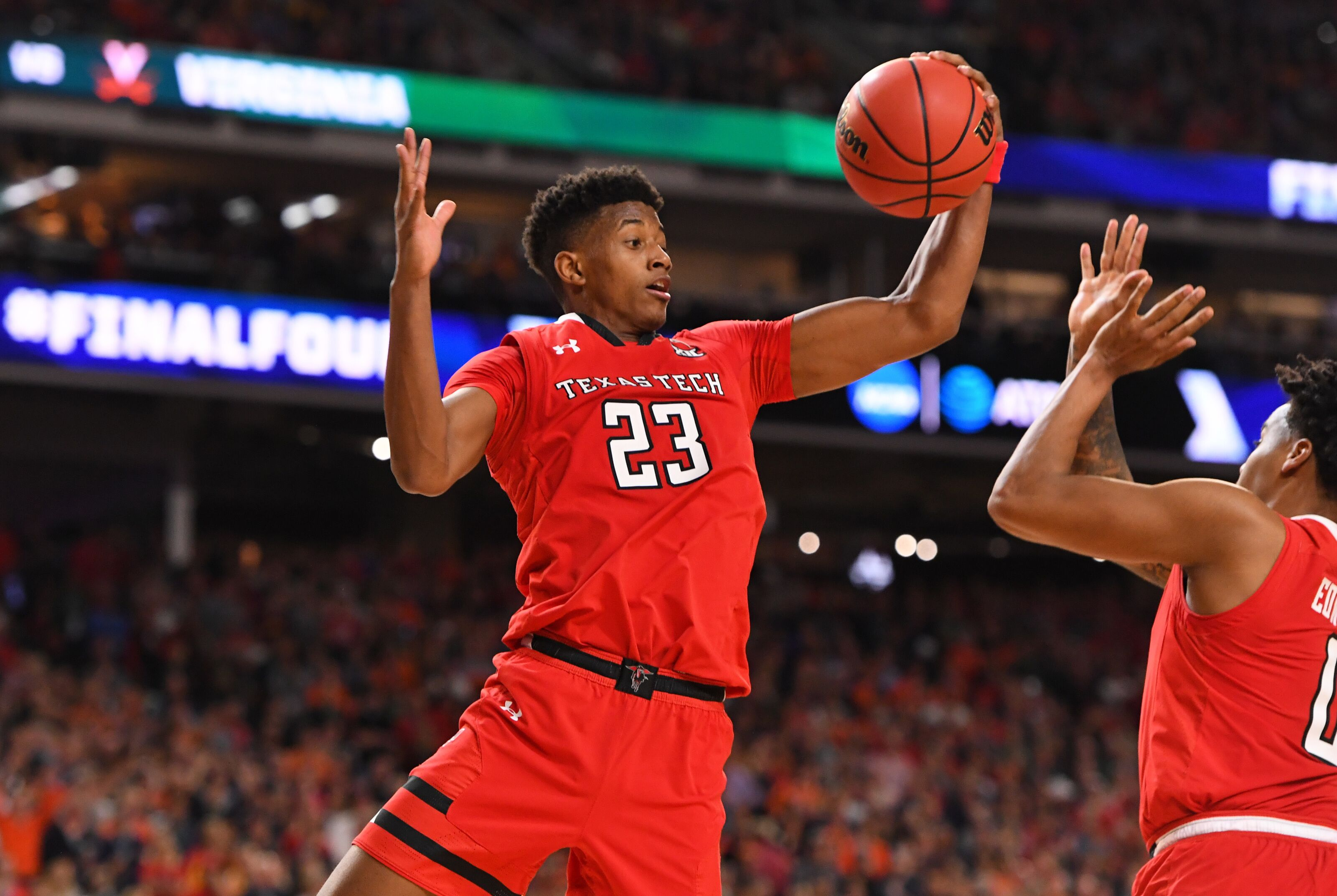 ae049c616 Lakers Must Draft Jarrett Culver If Available. Los Angeles Lakers logo