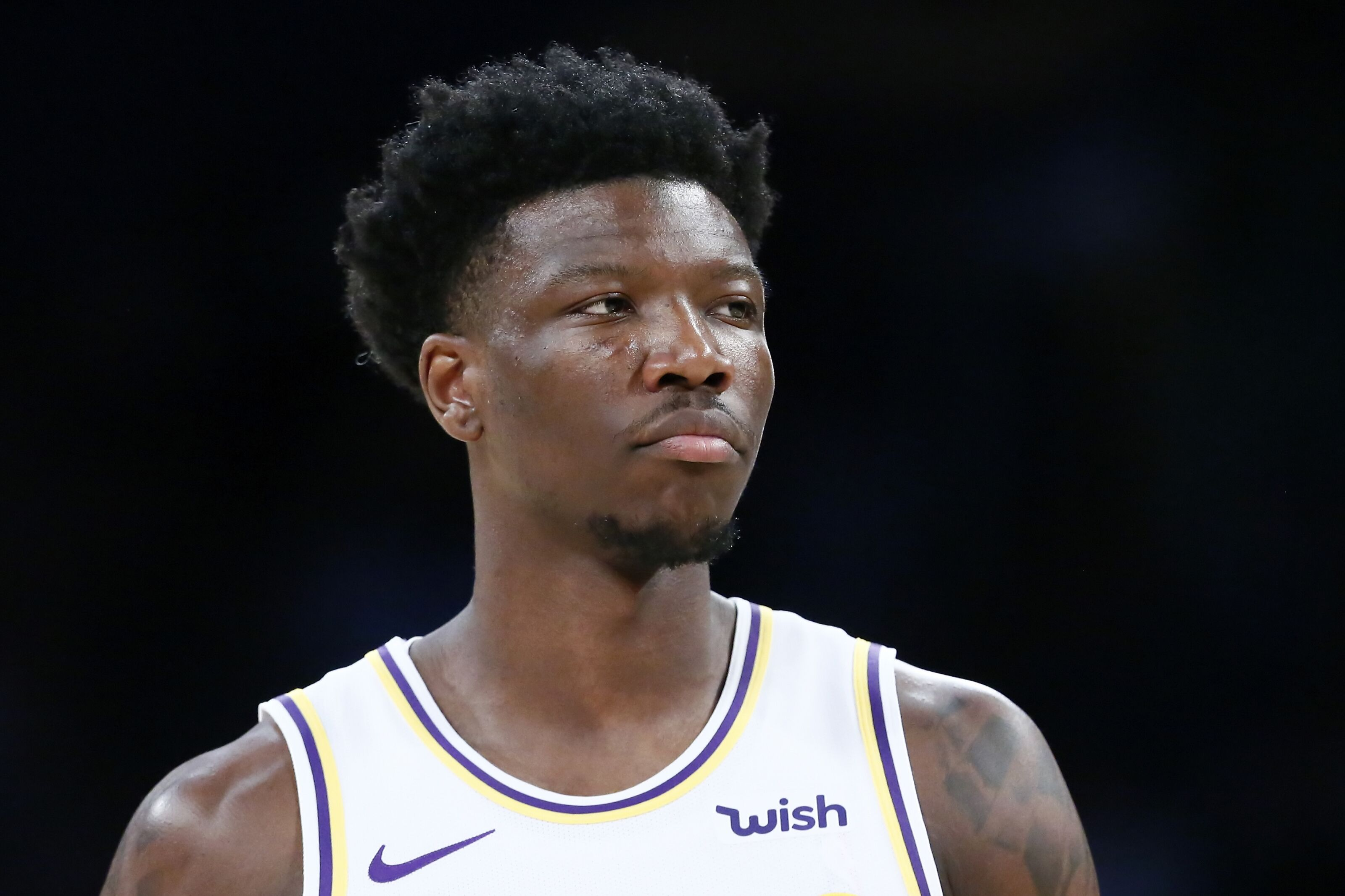 Los Angeles Lakers: Why the team needs to develop Devontae Cacok