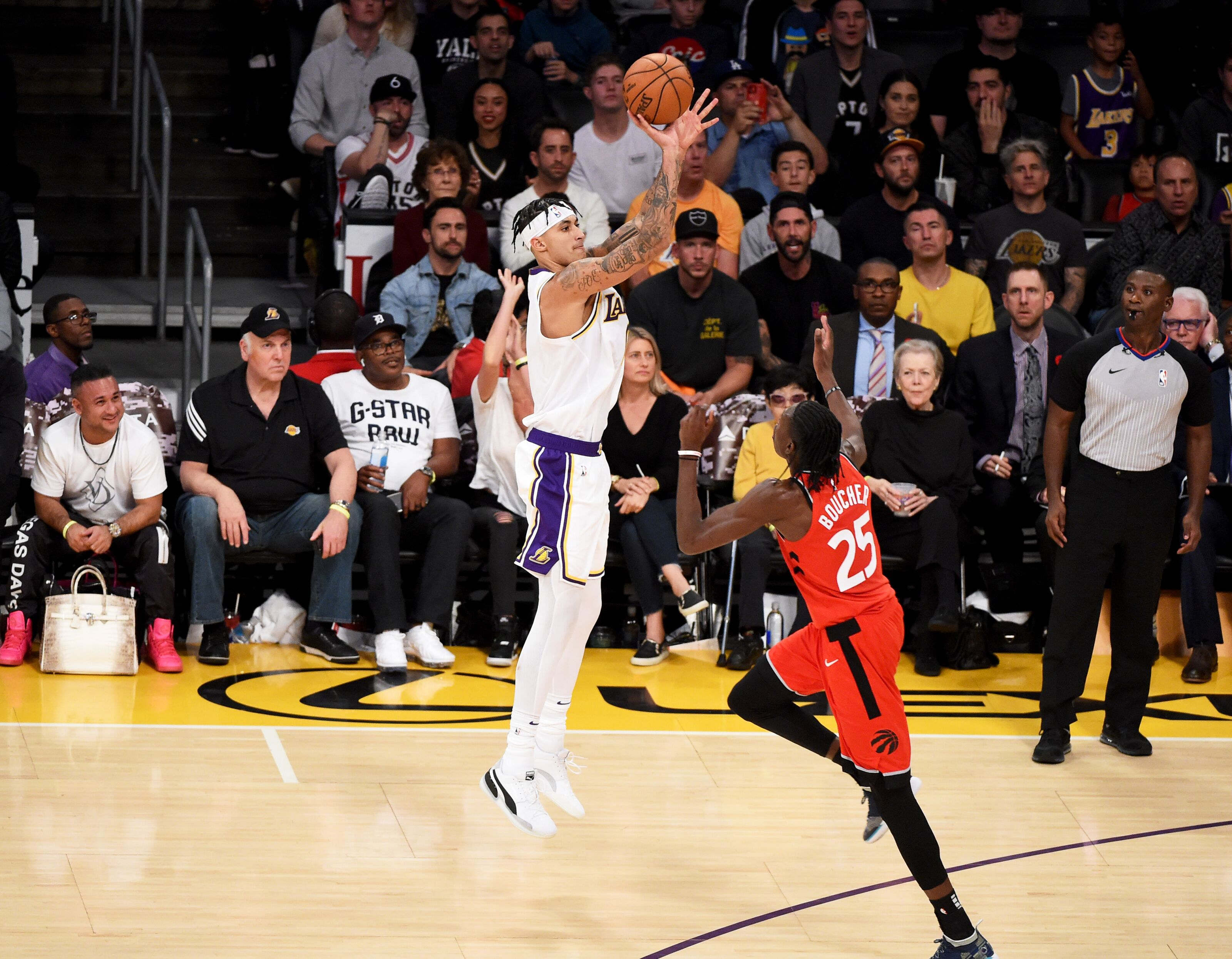 Los Angeles Lakers: 3 Takeaways from the loss to Toronto Raptors