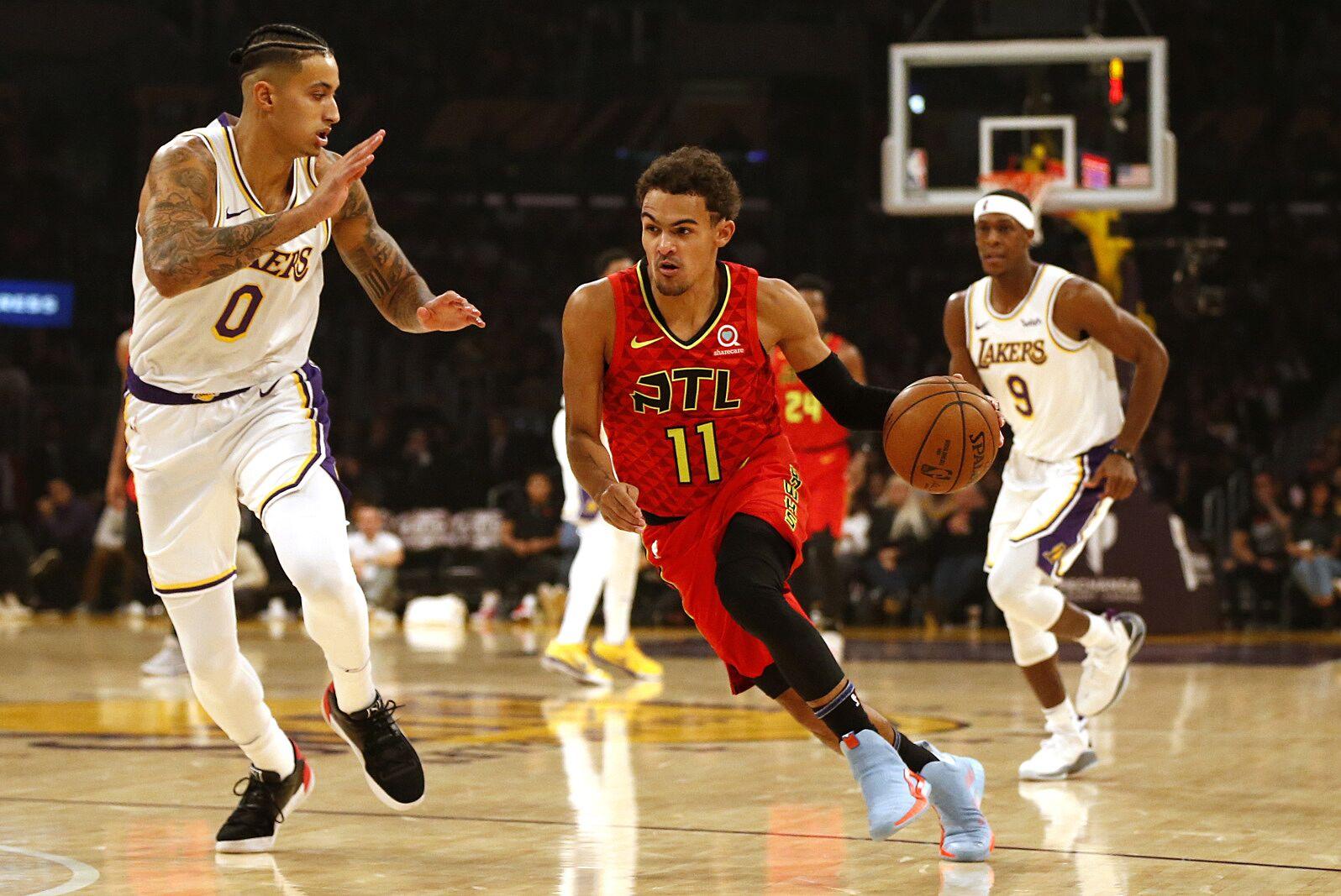 Los Angeles Lakers 3 Keys To Beating The Atlanta Hawks In