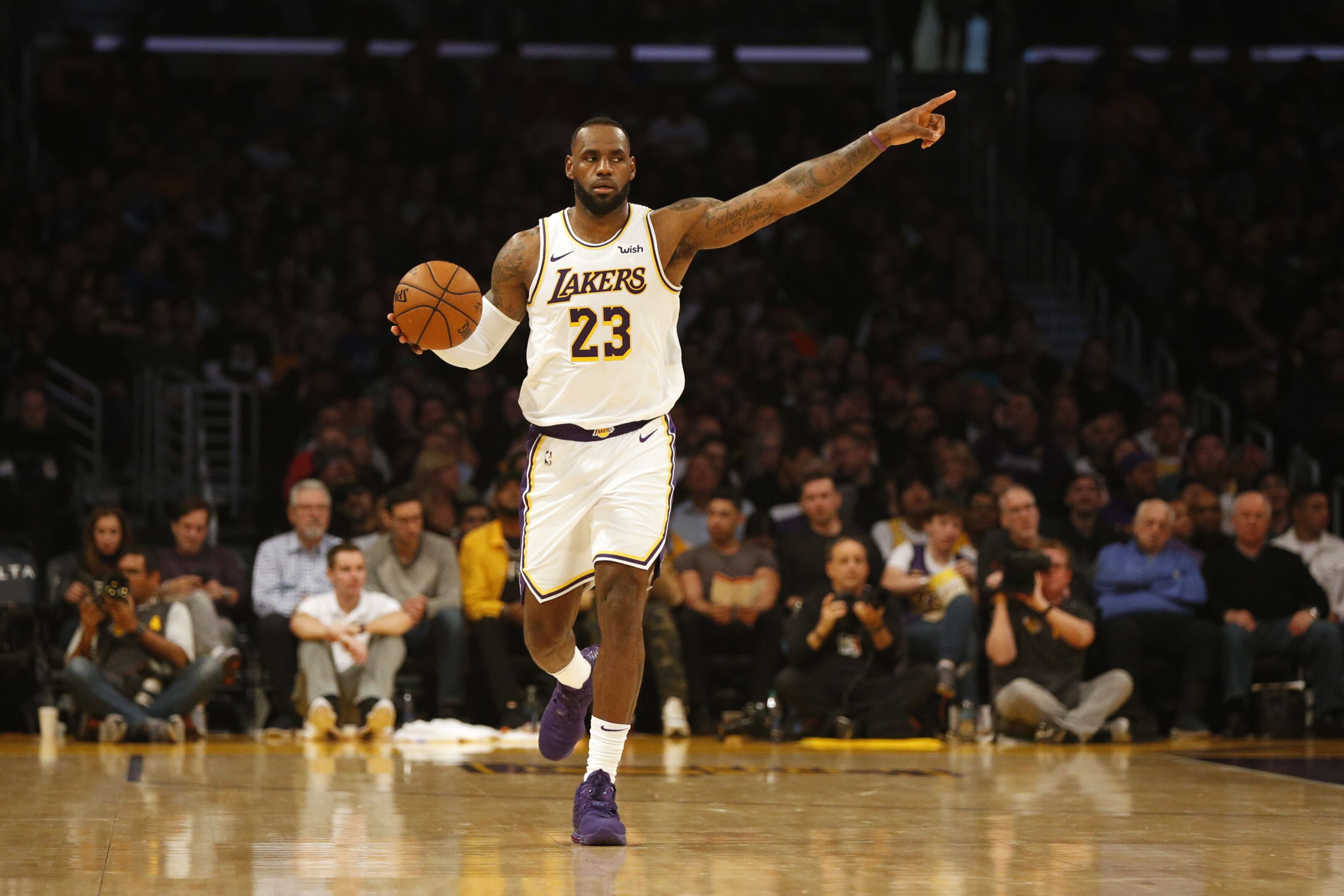 Los Angeles Lakers: 3 factors contributing to the having the best ...