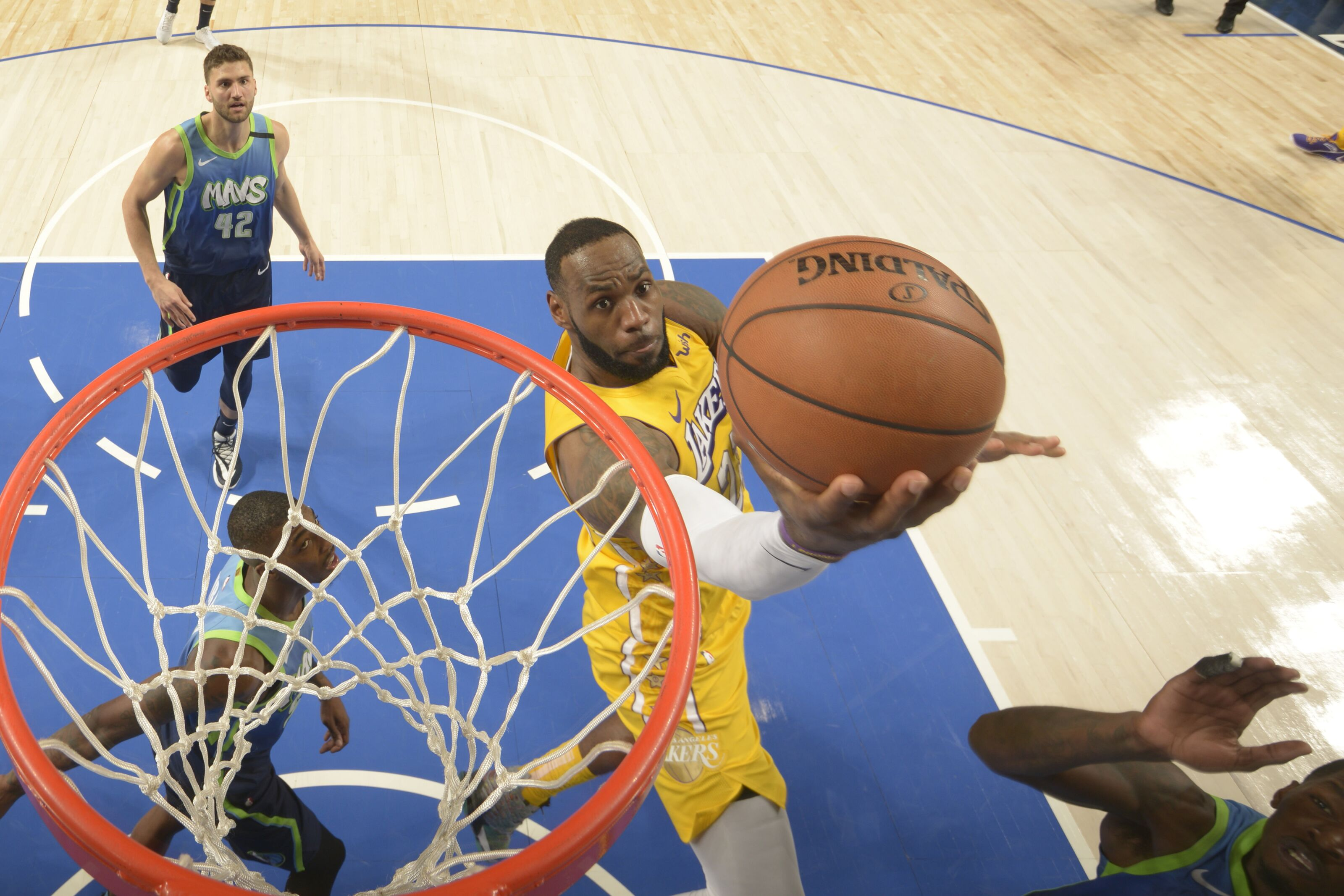 Los Angeles Lakers: 3 Lessons from the win over the Dallas Mavericks