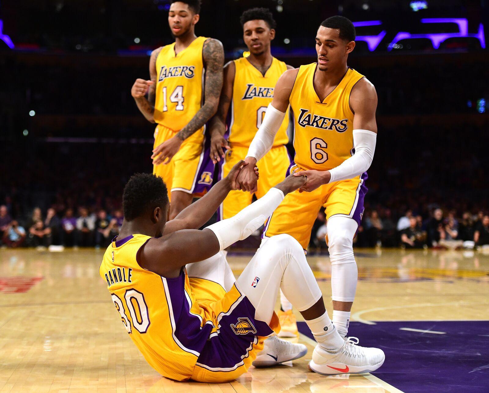 Los Angeles Lakers alternate timeline: Team of Lakers' draft picks