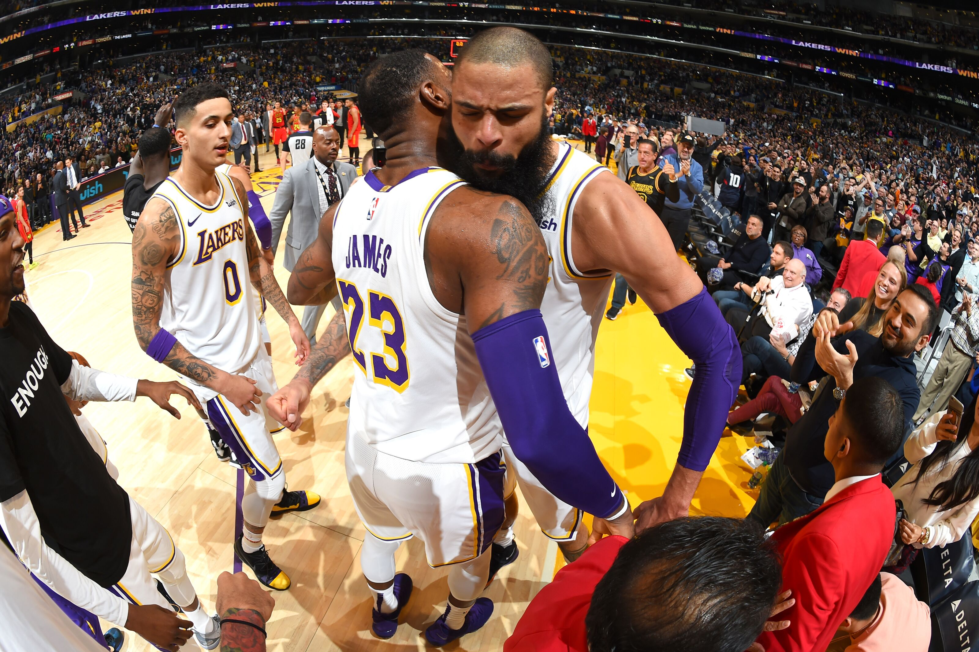 Los Angeles Lakers: 3 lessons from win vs Atlanta Hawks