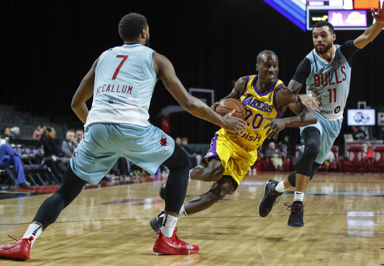 South Bay Lakers: Playing with heart, winning games