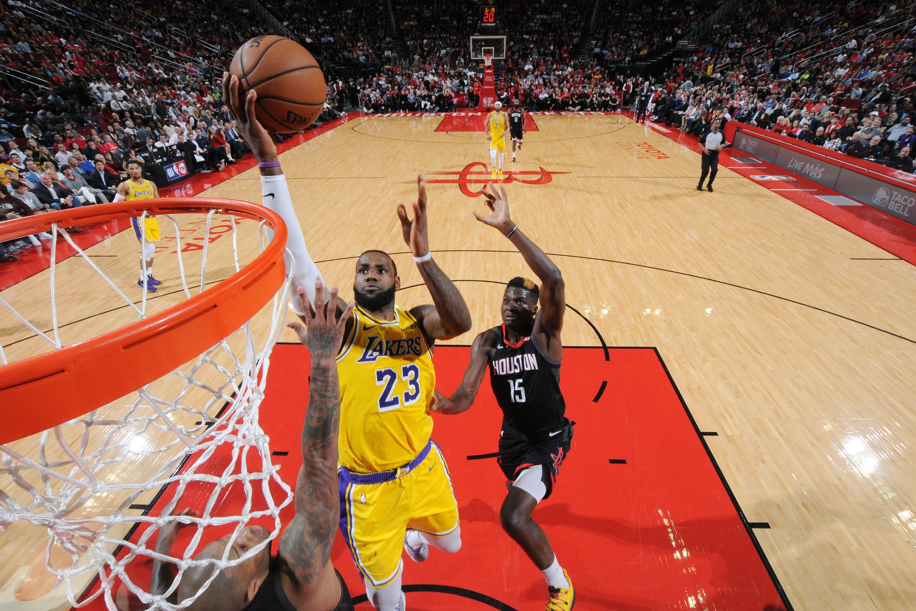 Los Angeles Lakers: 3 Players to watch against Houston Rockets