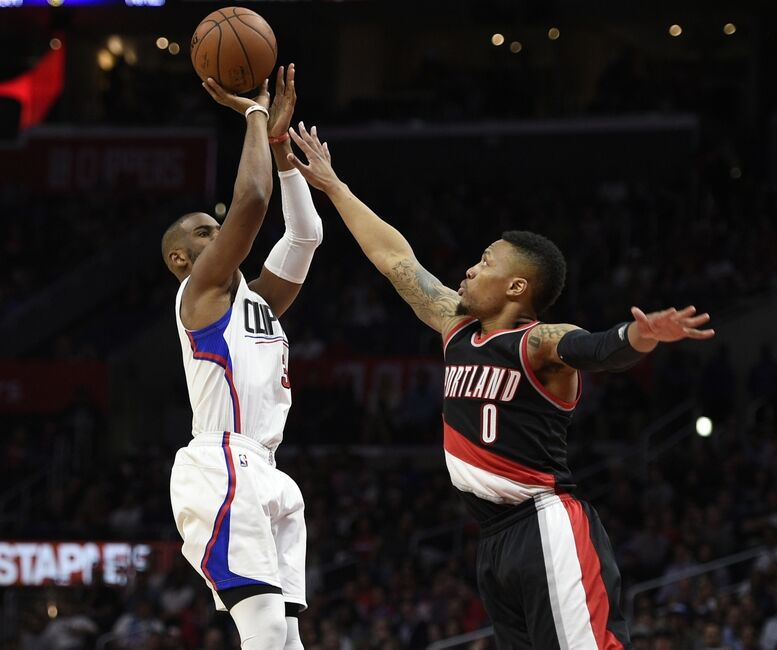 2016 NBA Playoffs: Clippers Will Torch Portland