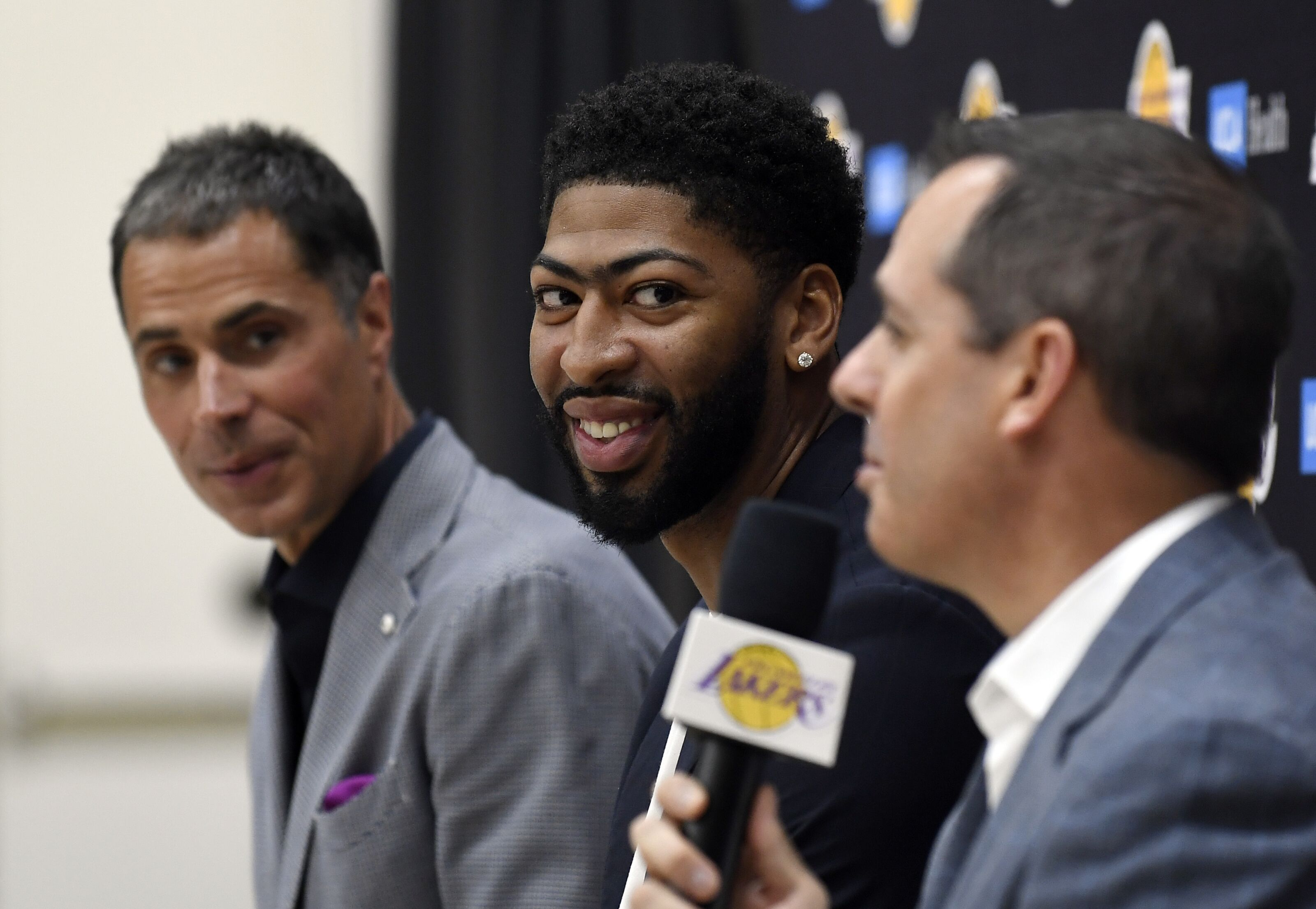 Los Angeles Lakers Predicting Anthony Davis Insane 2019