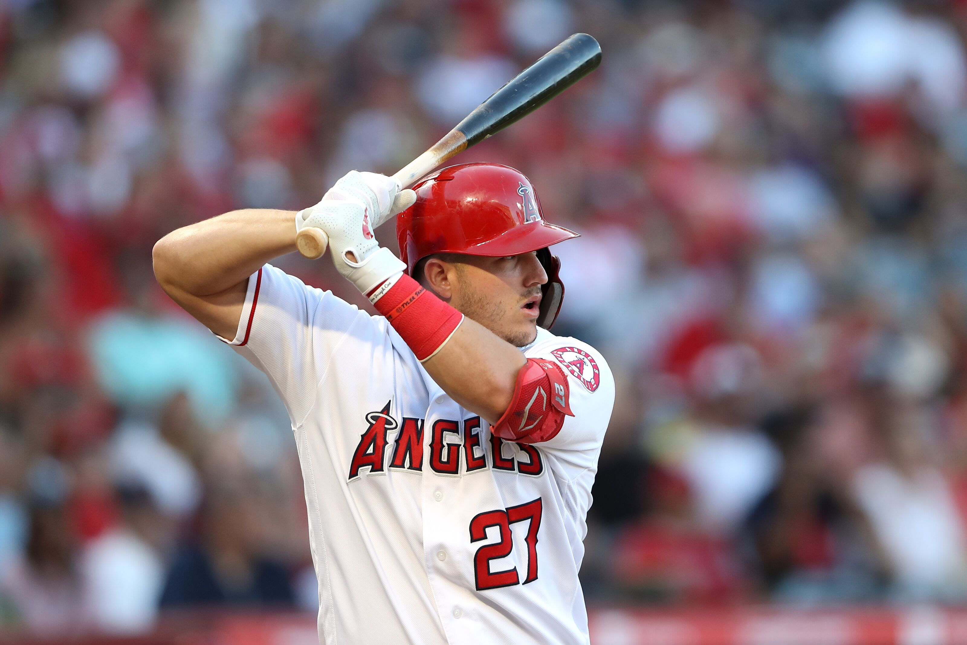 Los Angeles Angels: There is a legitimate case for Mike Trout to lose MVP