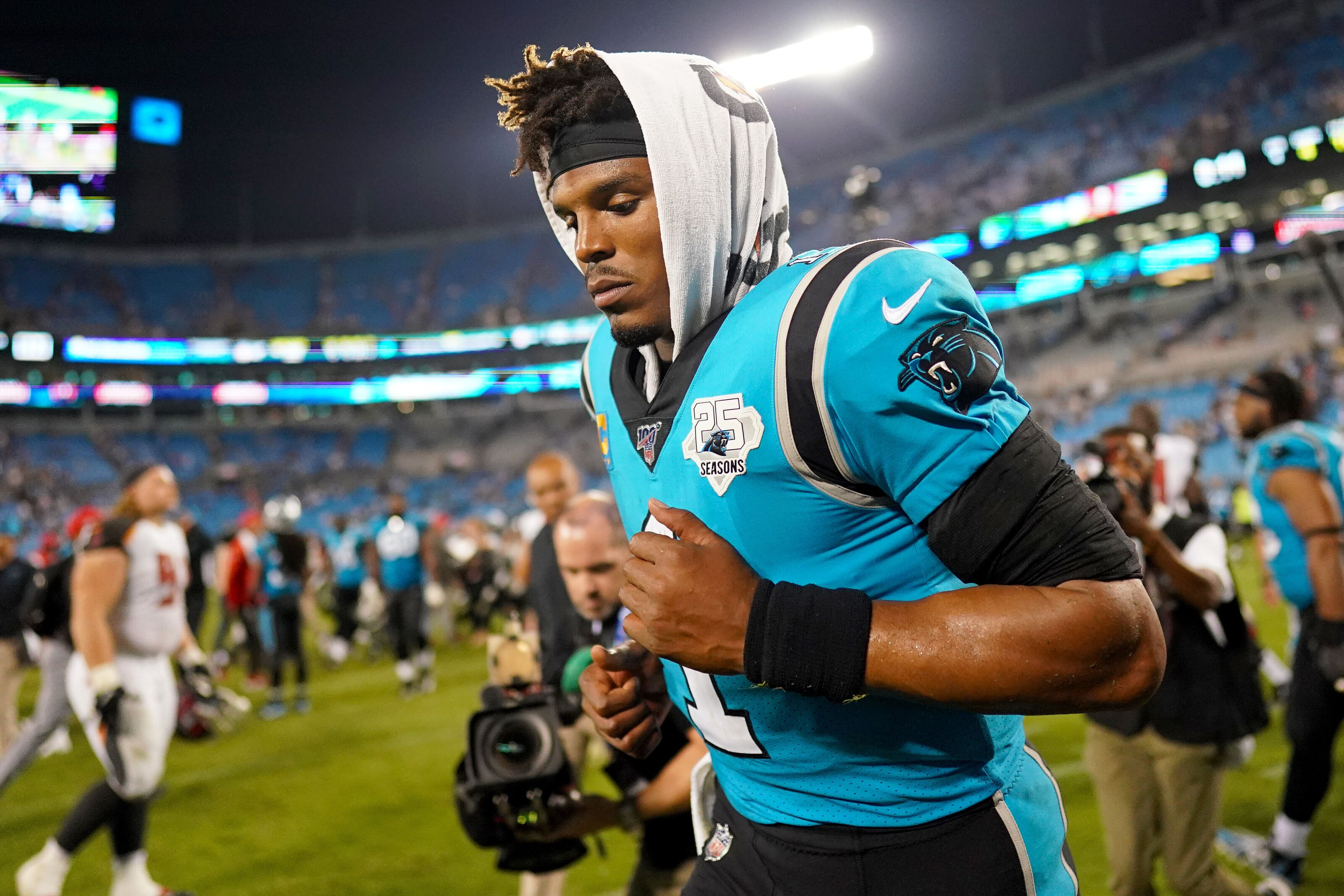 Los Angeles Chargers: Cam Newton to the Chargers — A gut feeling