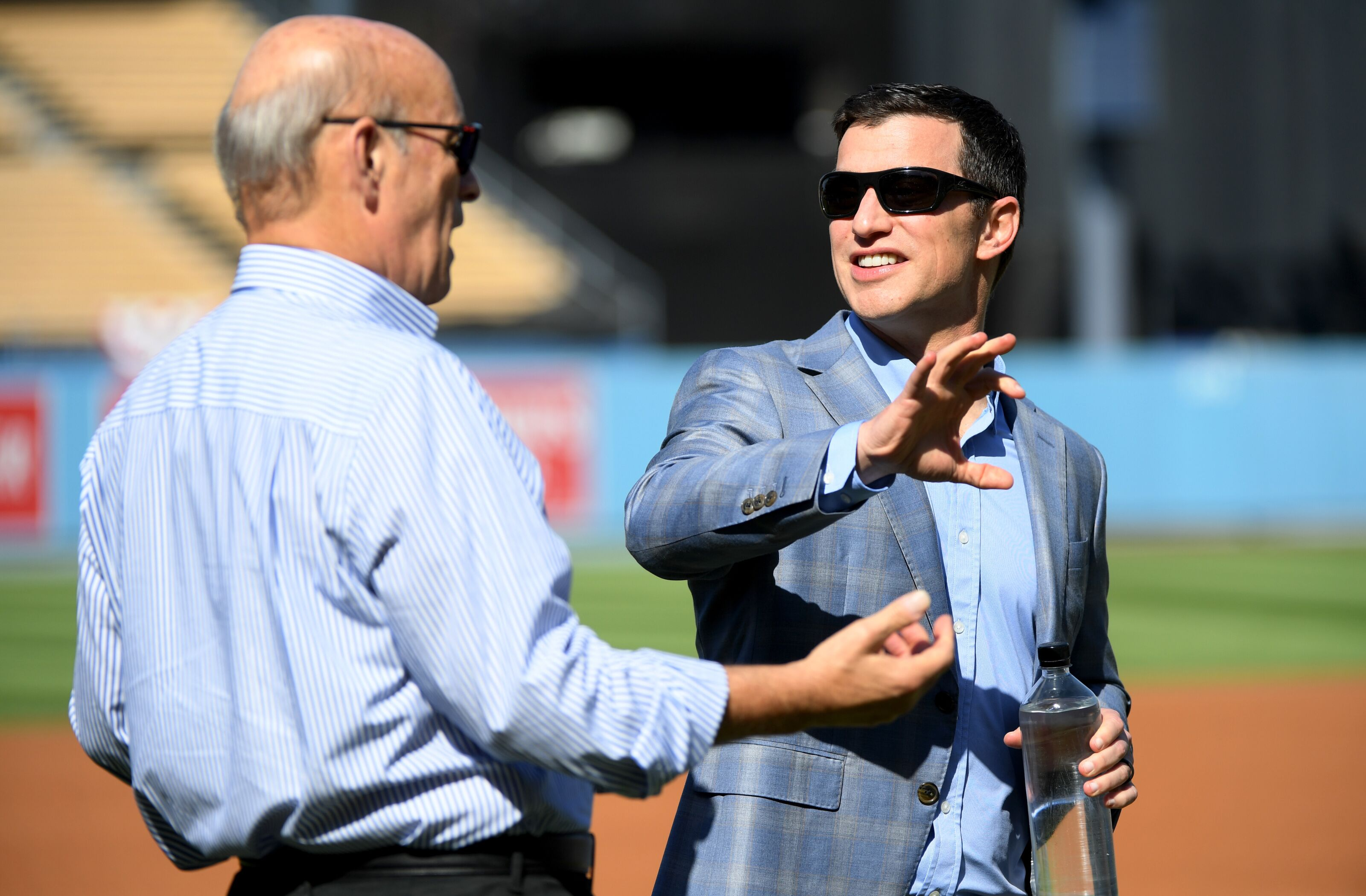 Los Angeles Dodgers: The off-season successes of Andrew Friedman