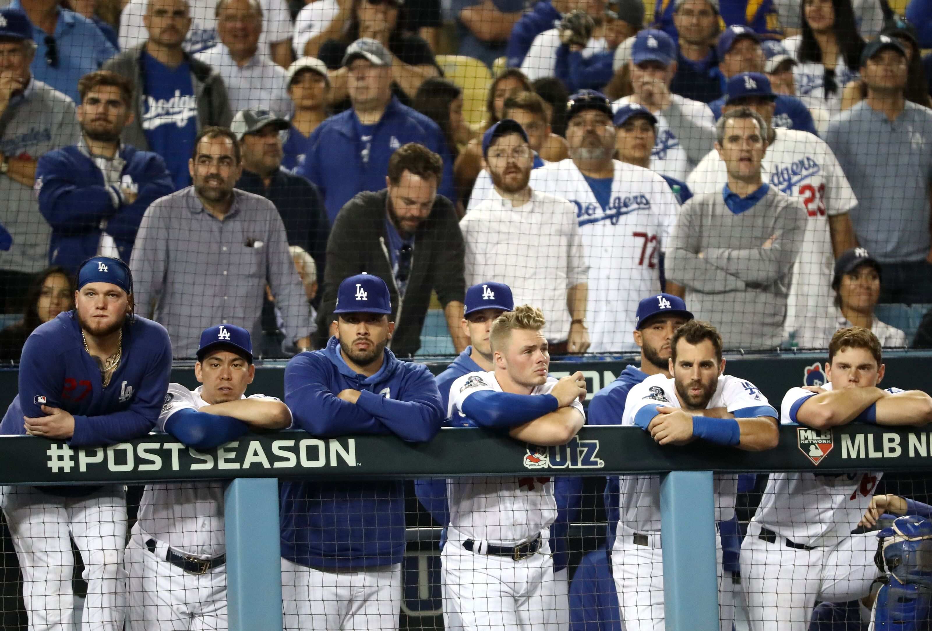 Los Angeles Dodgers: One player that is destined to be traded this winter