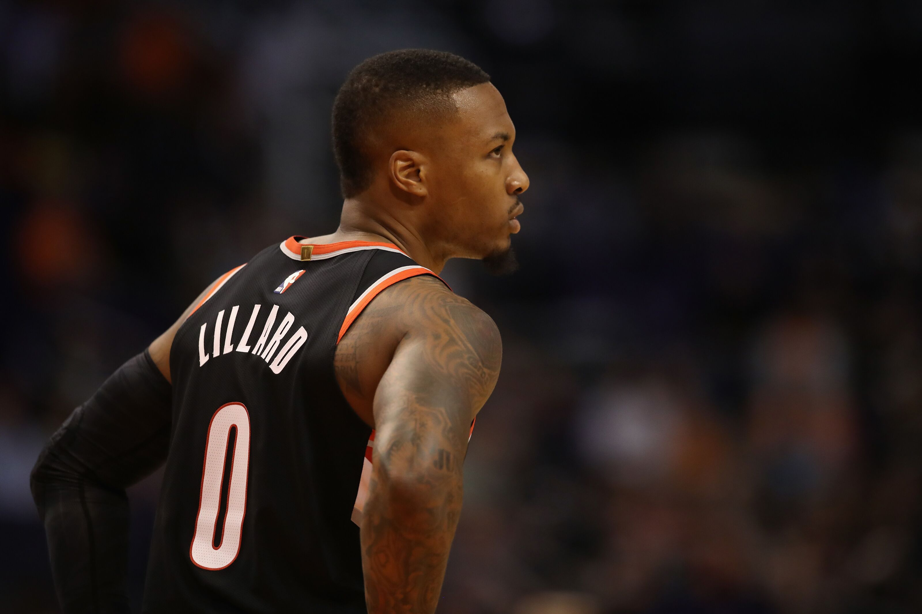 f3a2ac876 Lakers Rumors  The trade package to land Damian Lillard