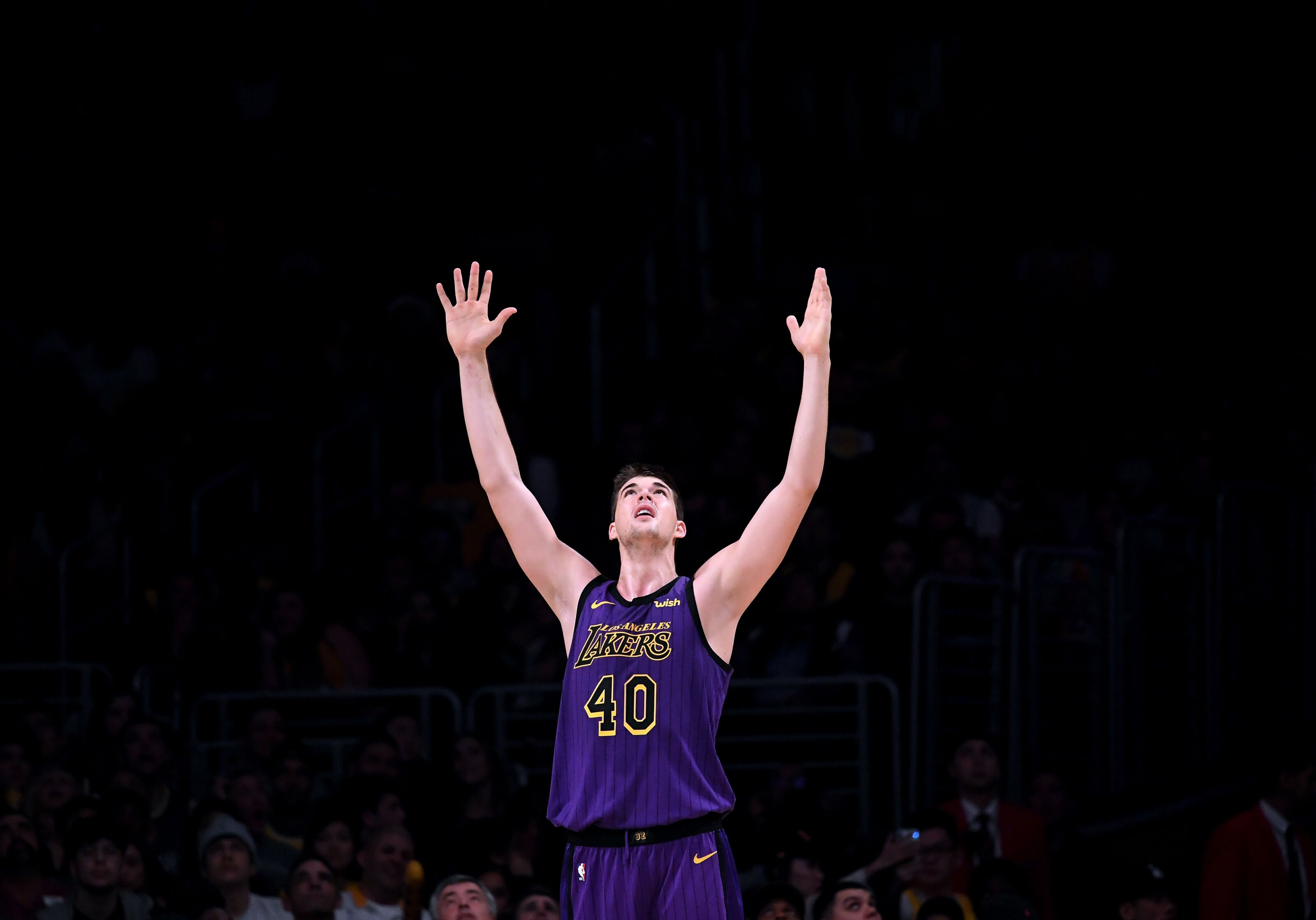 fbd7f189399 Los Angeles Lakers: Ivica Zubac's impressive night helps an Anthony Davis  trade