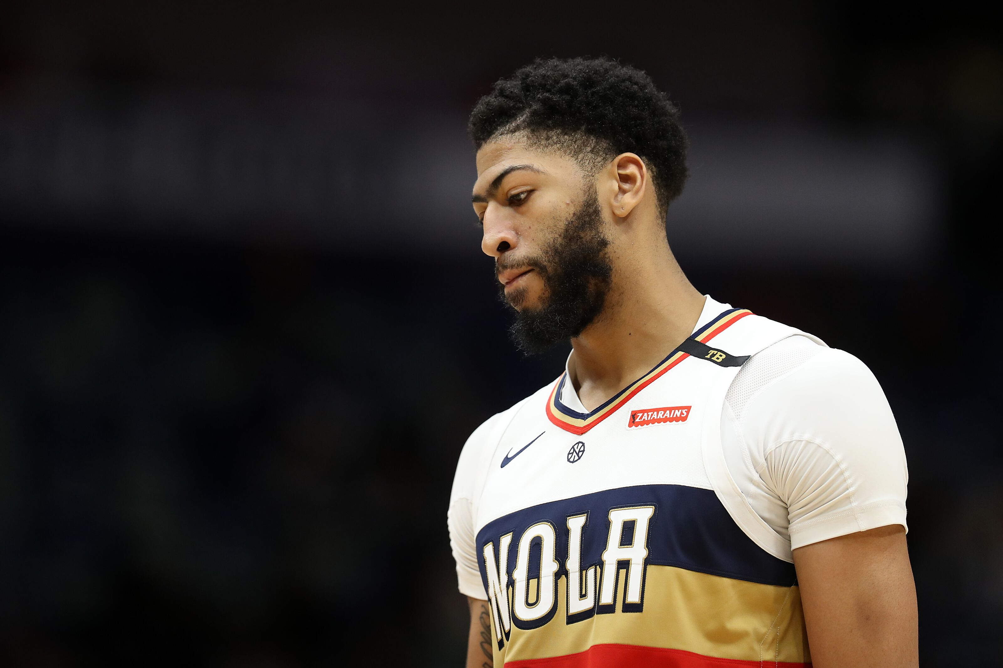 802e1bfe6e3 Los Angeles Lakers: Anthony Davis is worth four first-round picks