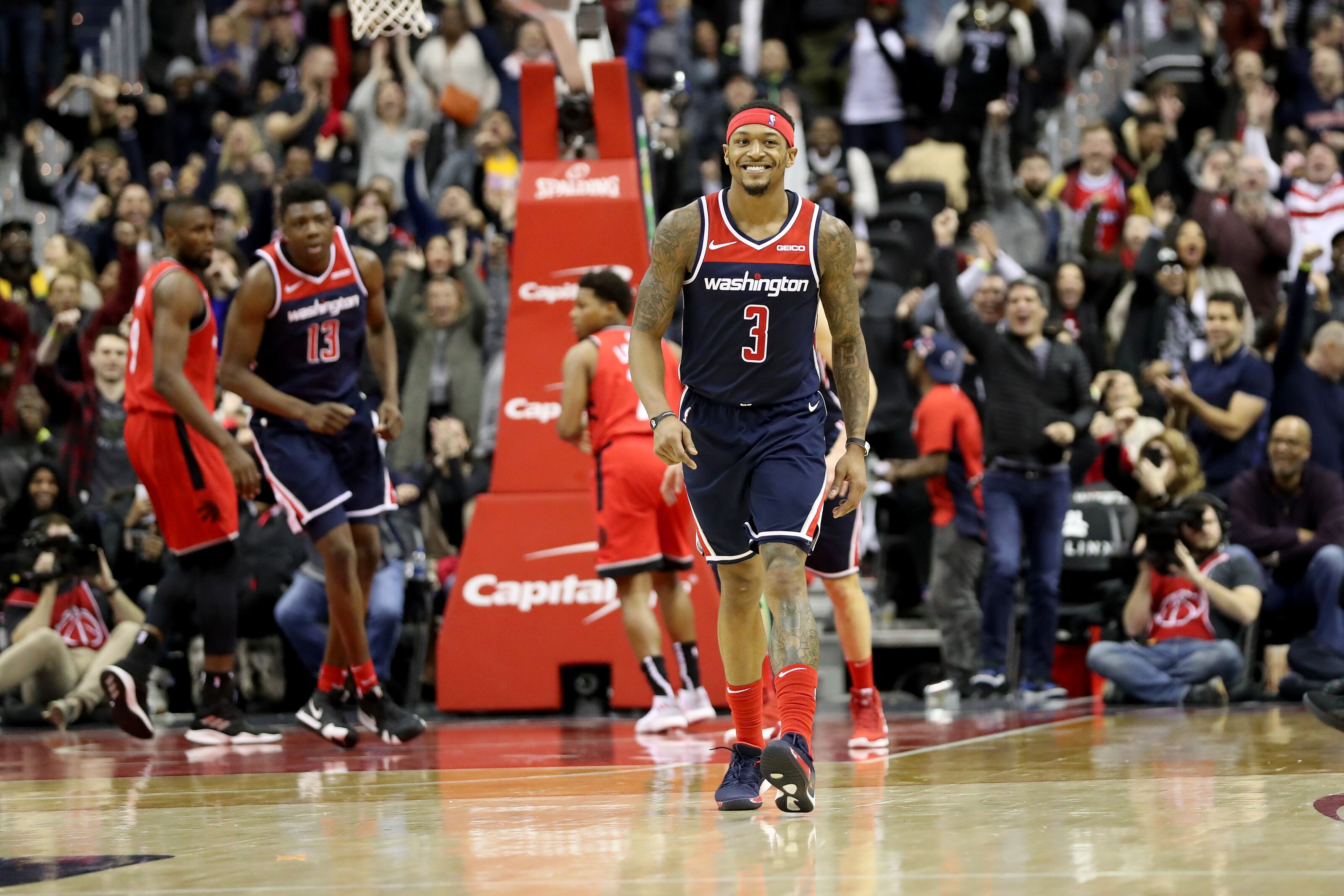 783e8ee82 Los Angeles Lakers  Why Bradley Beal might end up being second star