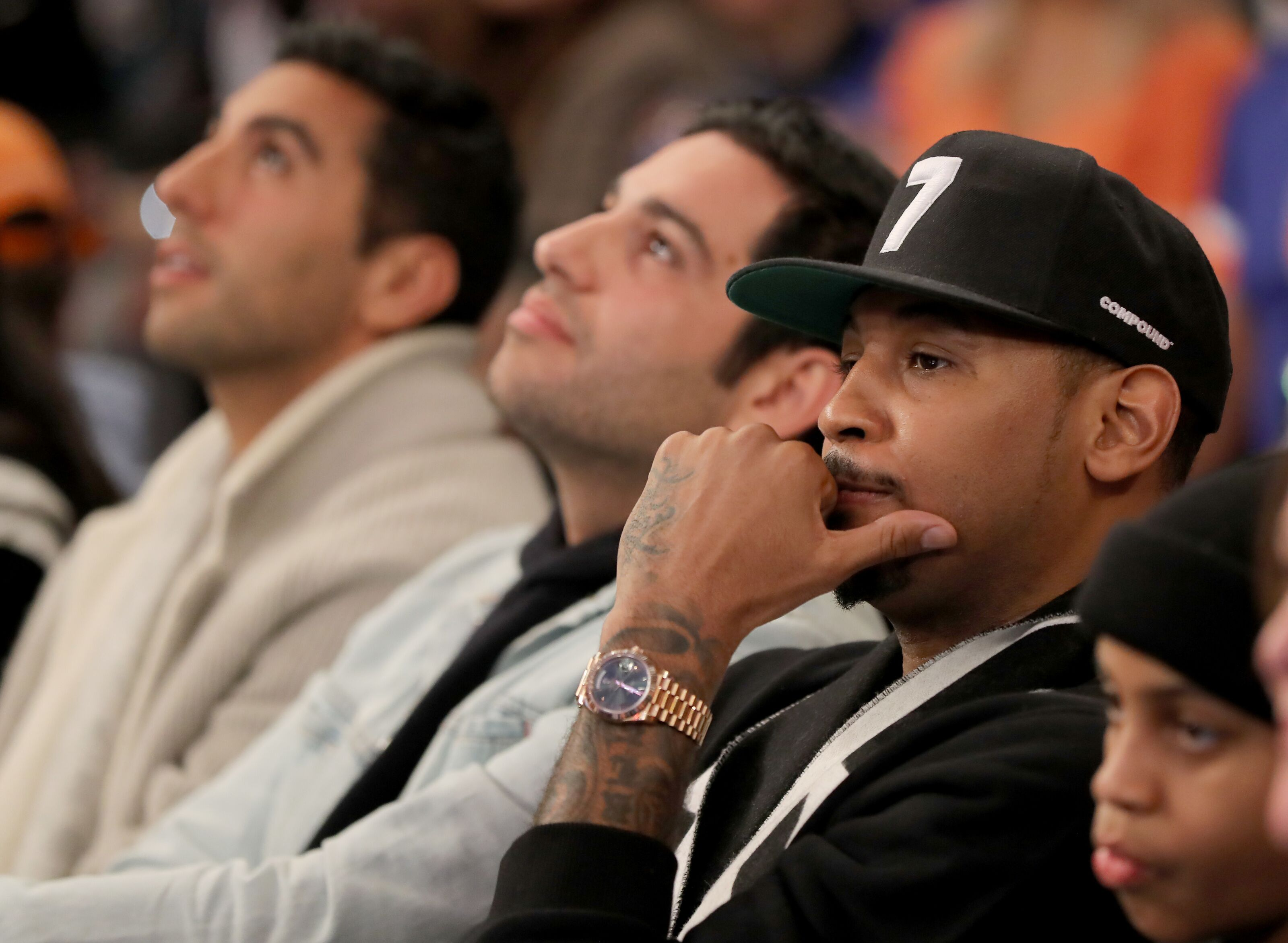 bfbfe4b53 Los Angeles Lakers  Buyout options better than Carmelo Anthony