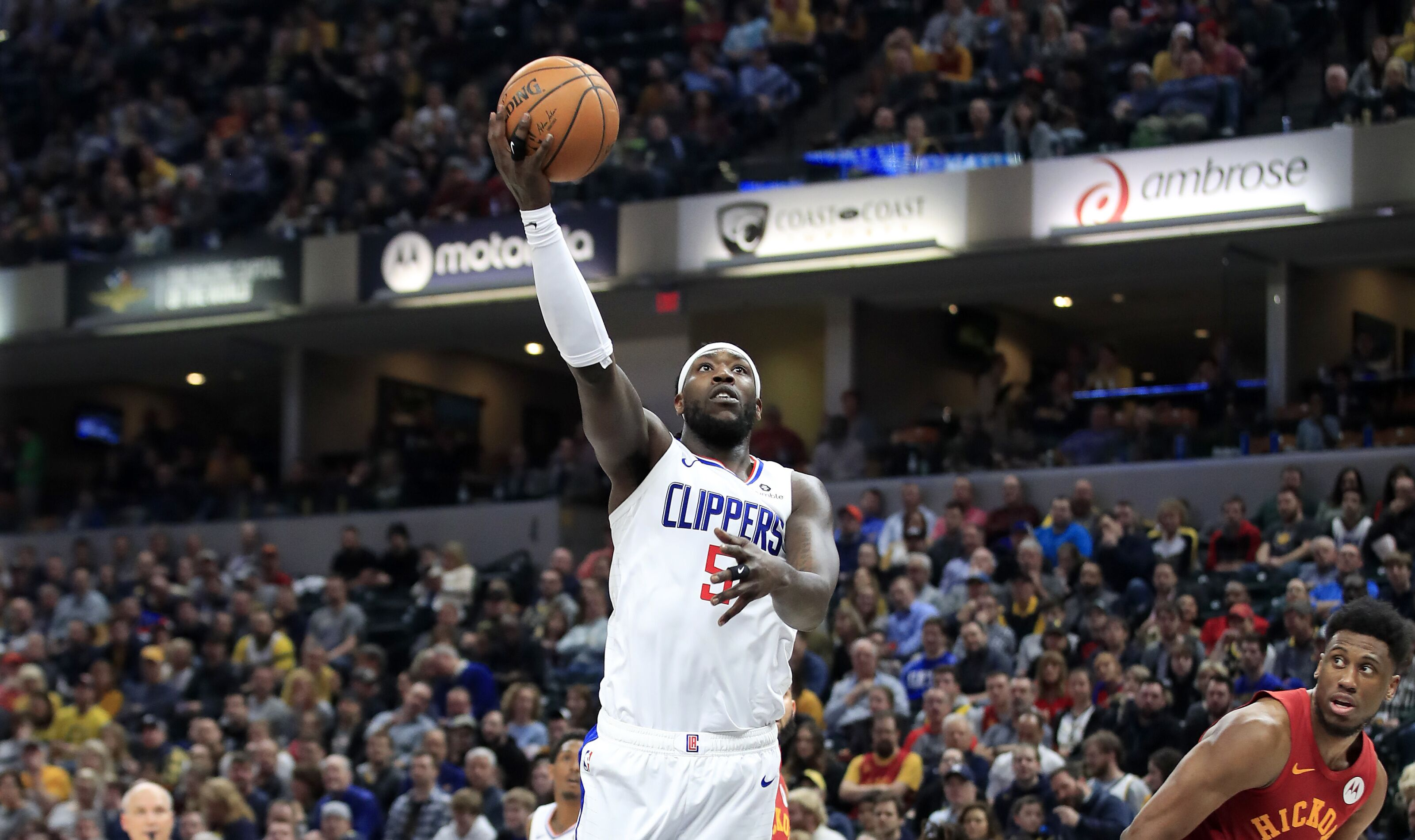 Los Angeles Clippers: Montrezl Harrell is the third-most important player