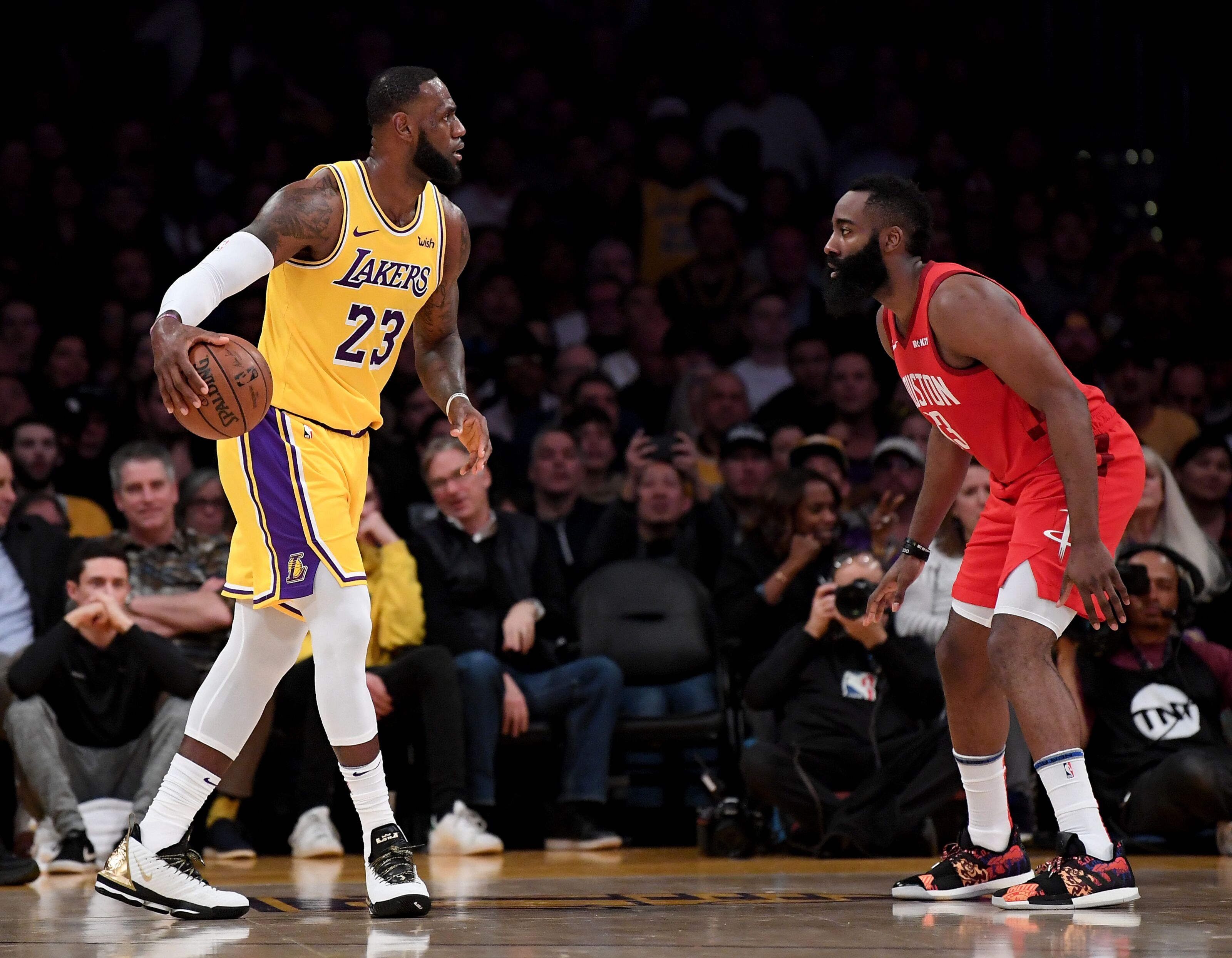 46060ce106d Los Angeles Lakers  LeBron James  comments are what this team needs