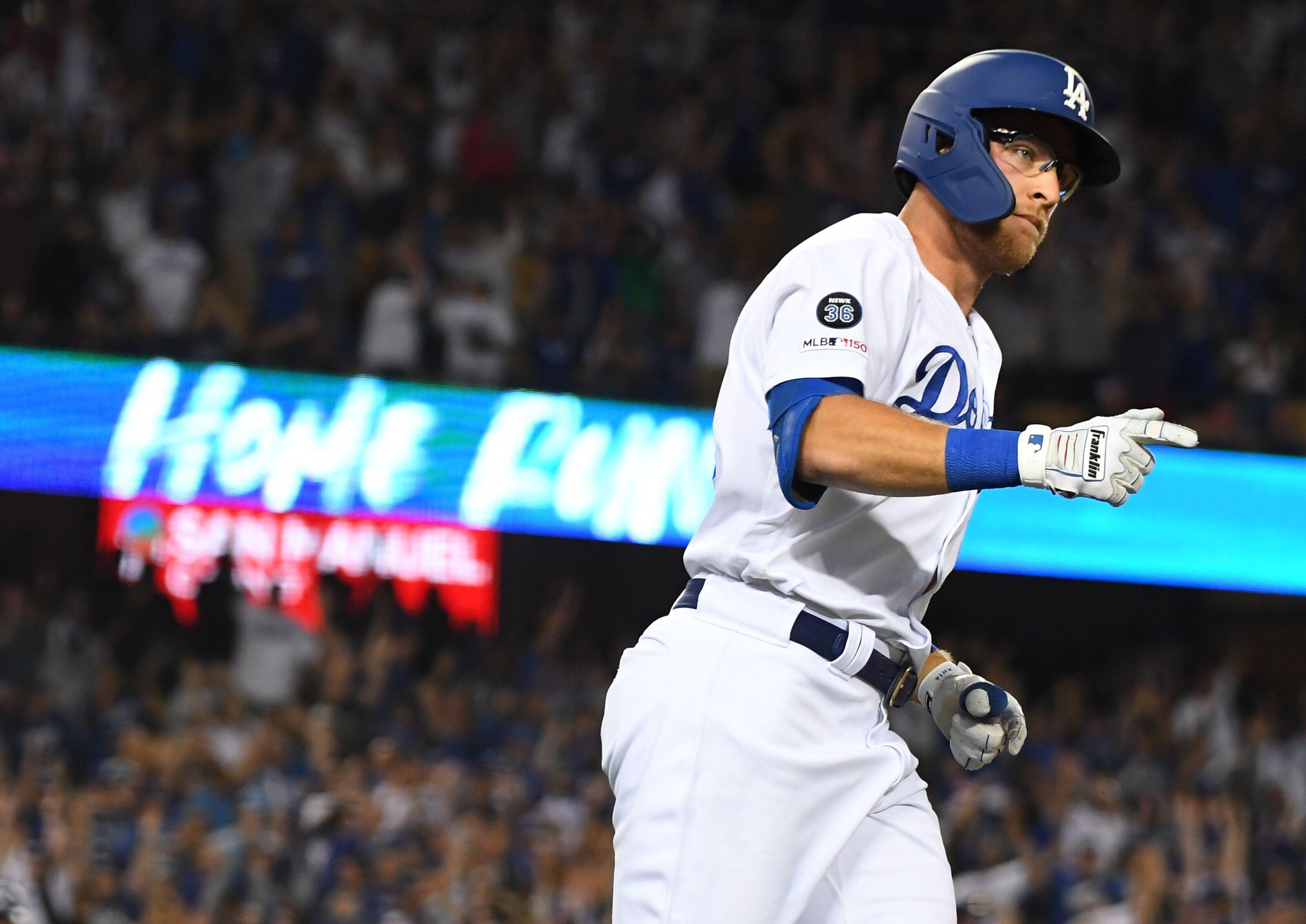 new product dd150 dac21 Los Angeles Dodgers: Matt Beaty opens the door for a Joc ...