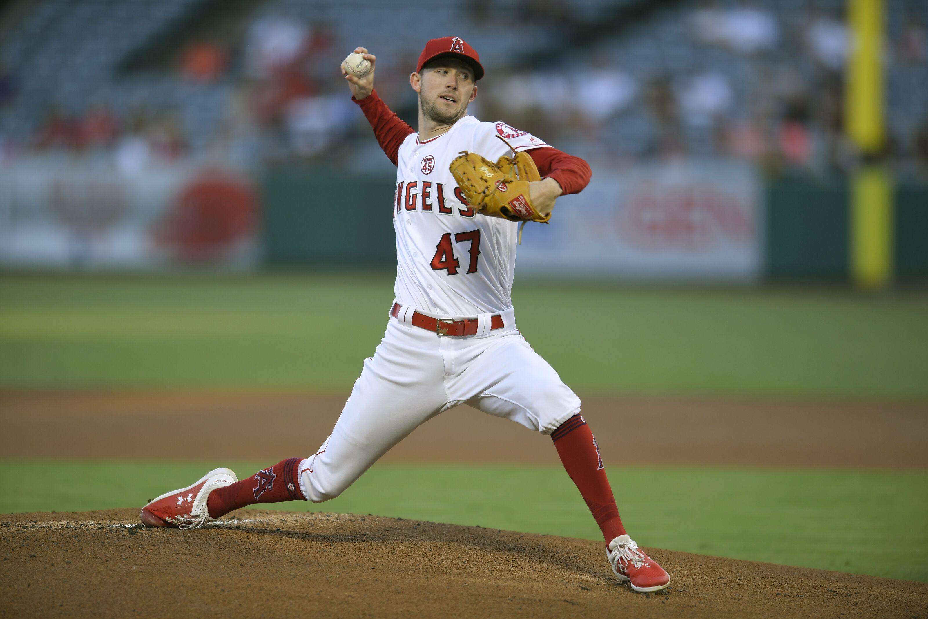 Usc Baseball Schedule 2020 Los Angeles Angels: Way too early 2020 rotation shows a lot of promise